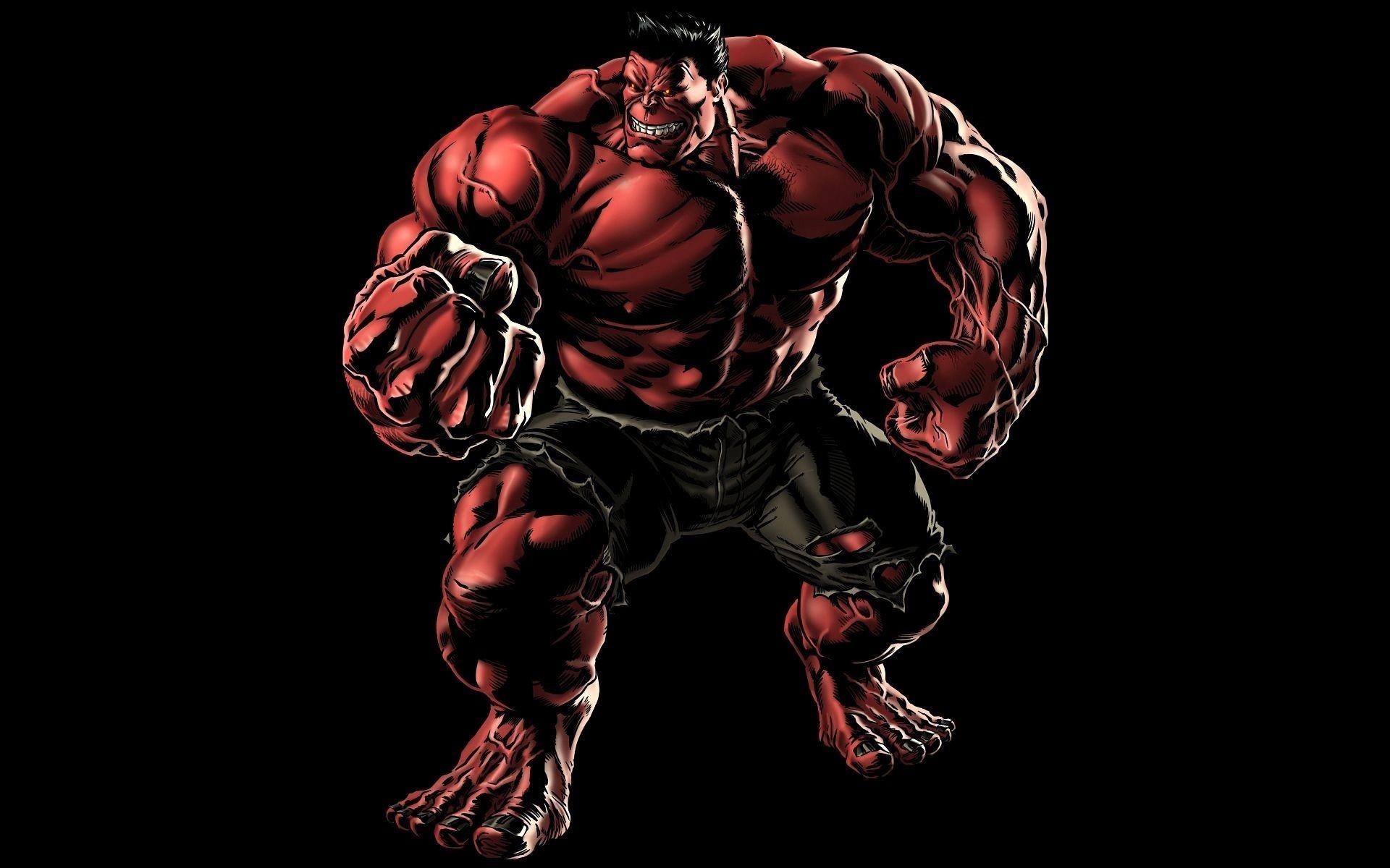Res: 1920x1200, Red Hulk HD Wallpaper 1920x1080 Red Hulk HD Wallpaper