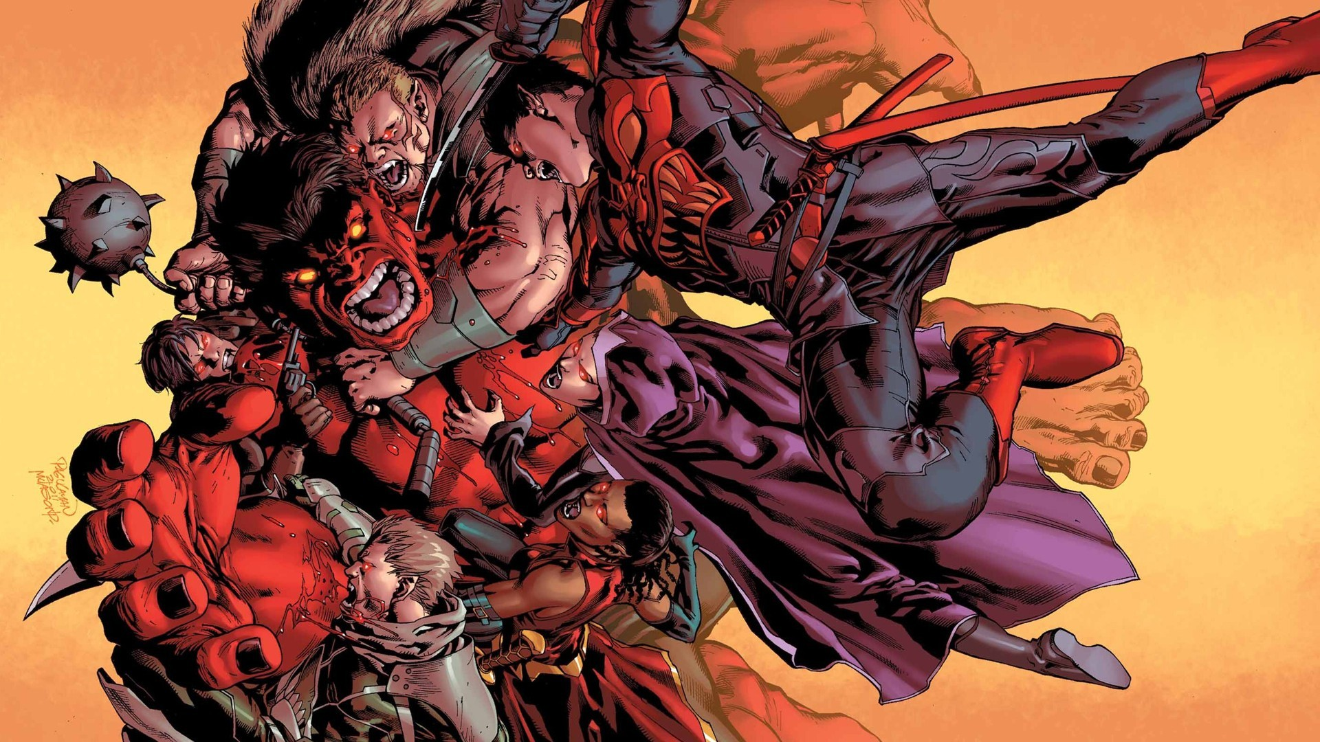 Res: 1920x1080, Red Hulk Wallpapers High Definition For Free Wallpaper
