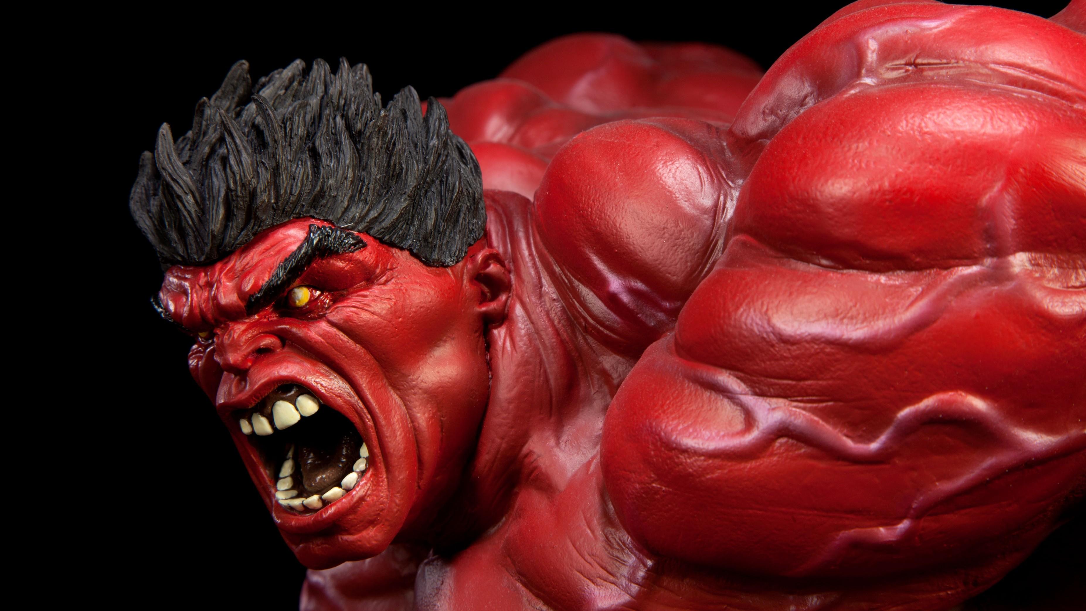 Res: 3705x2084, Red Hulk Wallpaper HD 18 - 3705 X 2084
