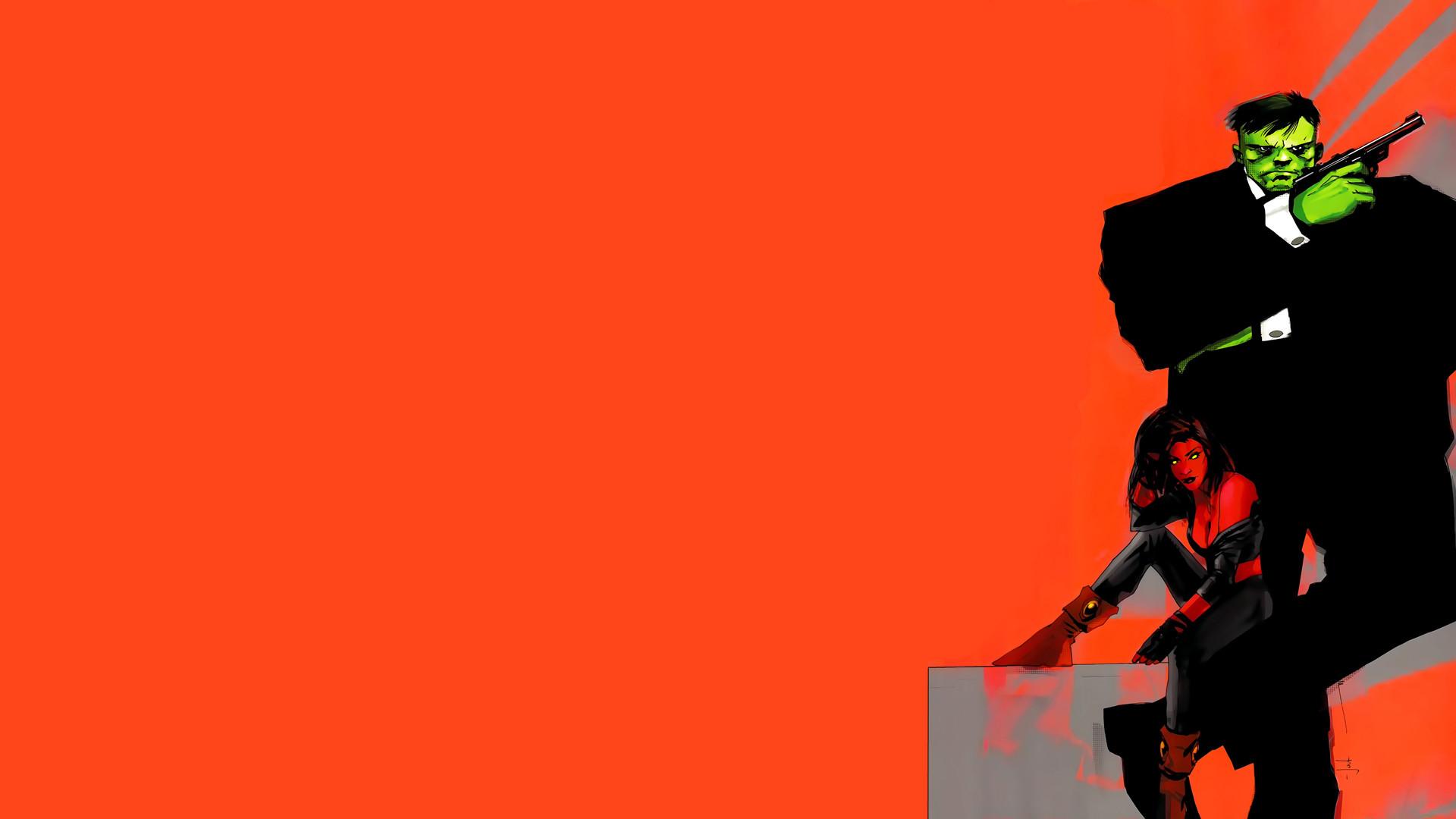 Res: 1920x1080, Red Hulk Wallpaper HD 20 - 1920 X 1080