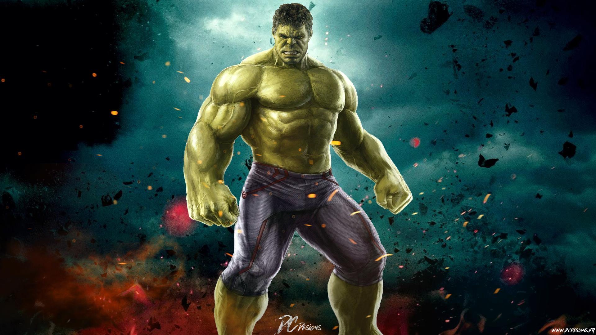 Res: 1920x1080, Red Hulk Wallpaper HD 17 - 1920 X 1080