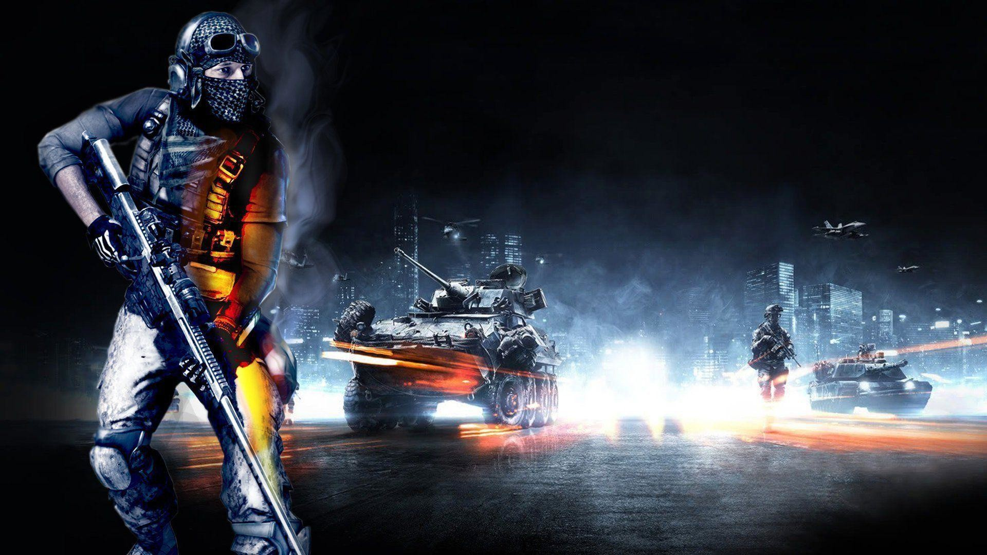Res: 1920x1080, Wallpapers For > Battlefield 3 Wallpaper Hd 1080p