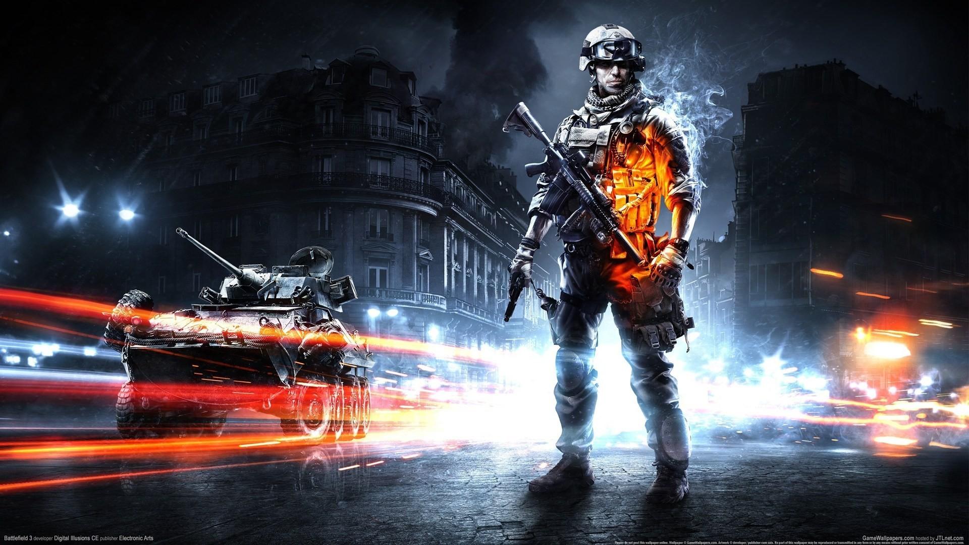 Res: 1920x1080, Battlefield 3 Battlefield 1080p HD Wallpaper Background