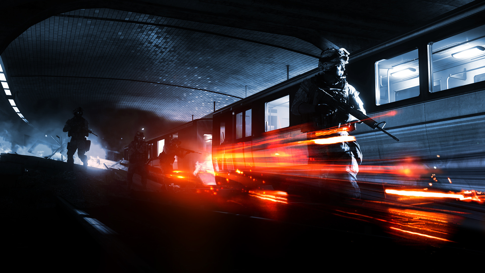 Res: 1920x1080, BF3 Wallpapers