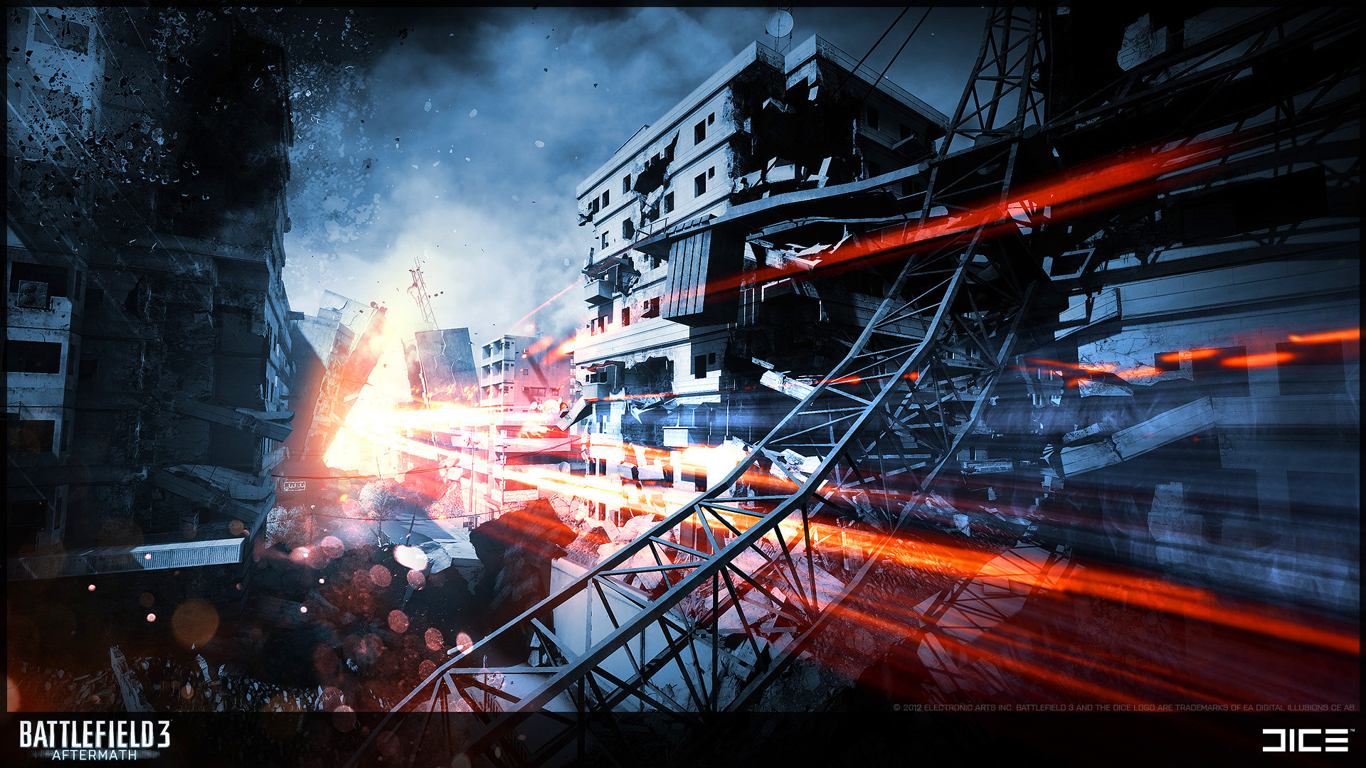 Res: 1920x1080, Battlefield 3 Aftermath Epicenter Wallpapers HD Wallpapers