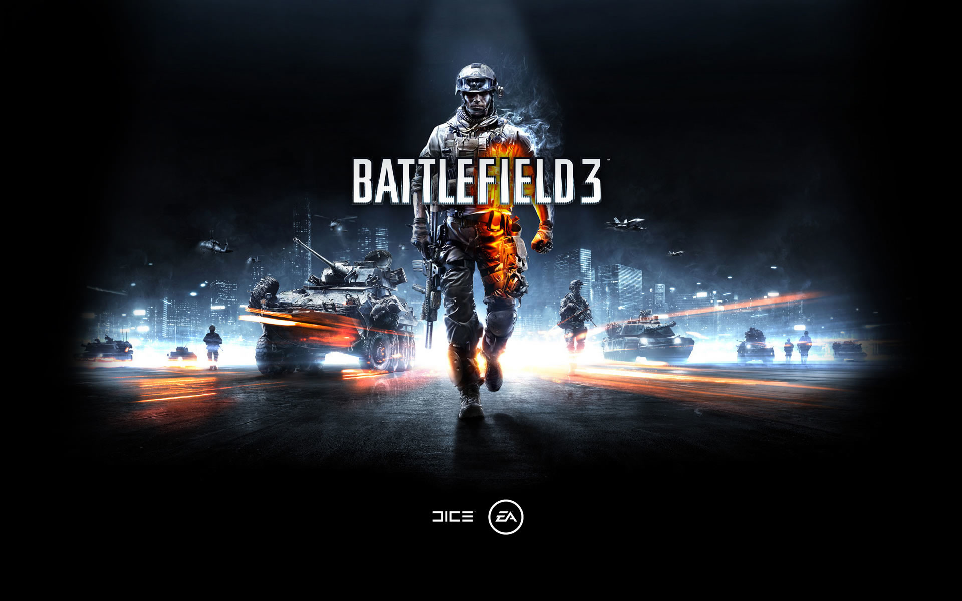 Res: 1920x1200, 5 Amazing Battlefield 3 Wallpapers (Fan Made Edition)