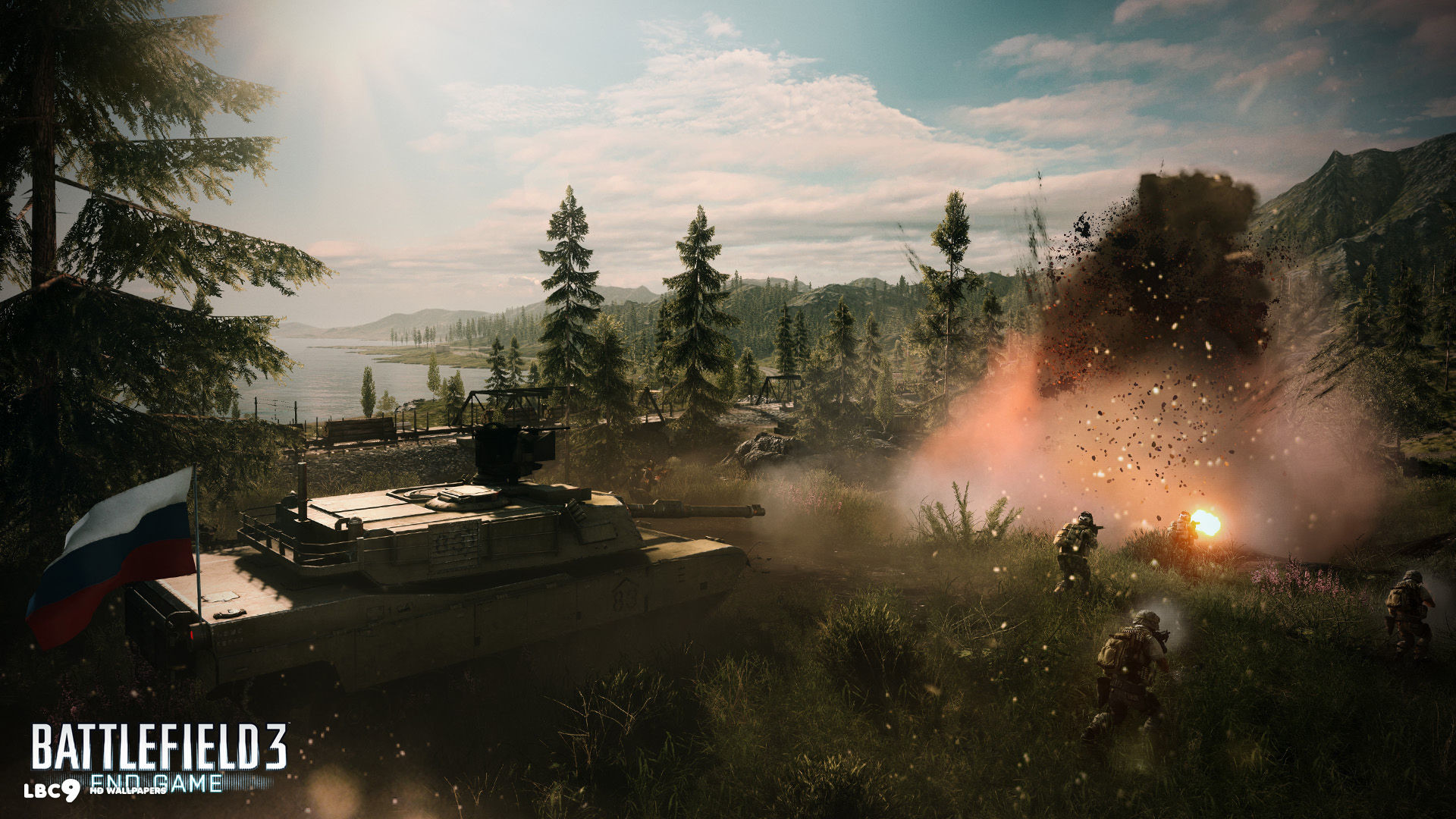 Res: 1920x1080,  Images of Bf3 Wallpaper Endgame - #SpaceHero · Download · battlefield  3 wallpaper ...