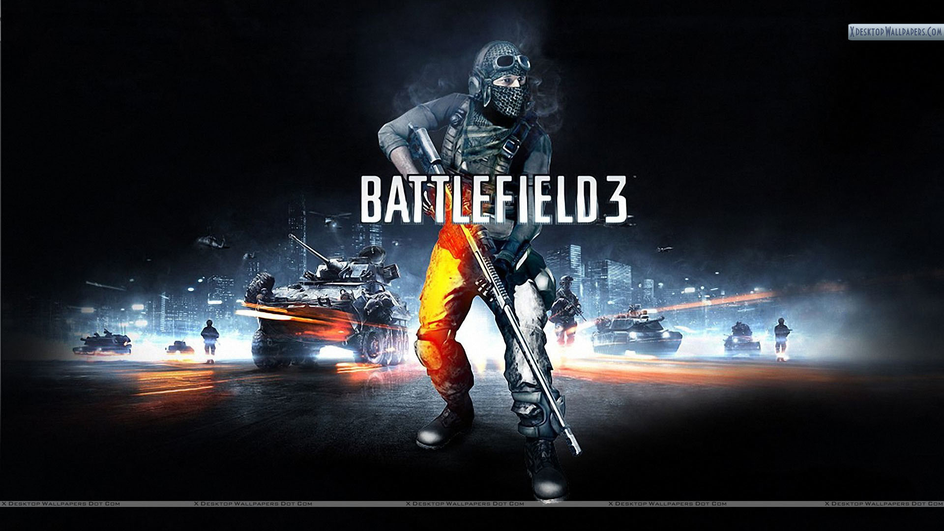 """Res: 1920x1080, You are viewing wallpaper titled """"Battlefield 3 ..."""