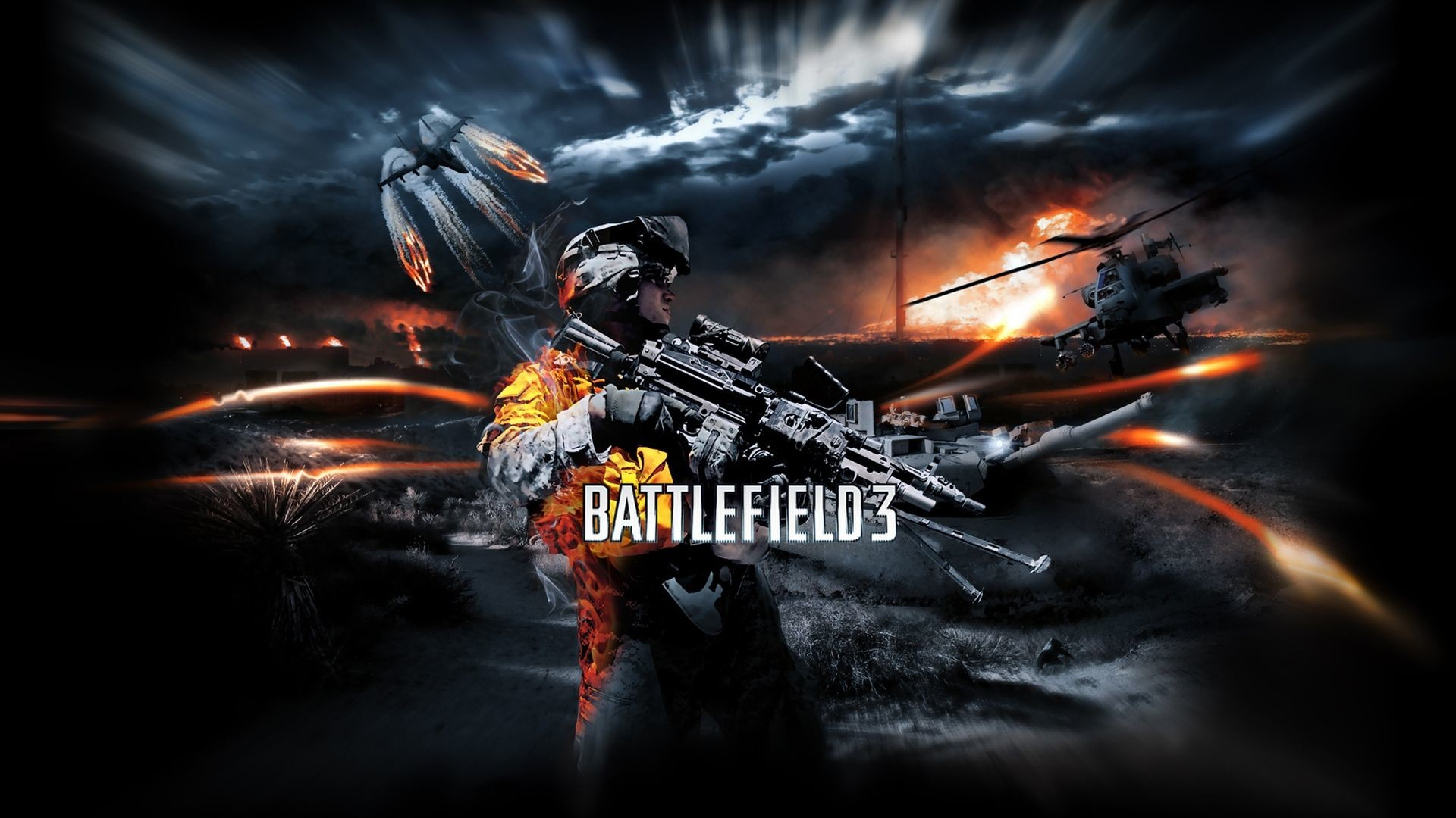 Res: 1920x1080,  Battlefield 3 Wallpaper HD 1920×1080 Pixels | Game HD Wallpaper  ... Download · battlefield 3 wallpaper ...