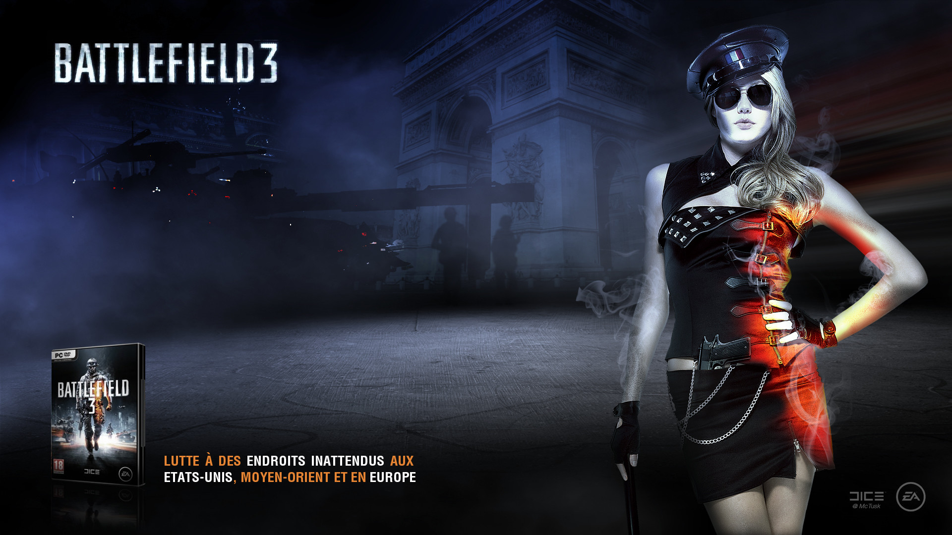 Res: 1920x1080, bf3 wallpaper Battlefield 3 wallpaper, tapety, wallpapers