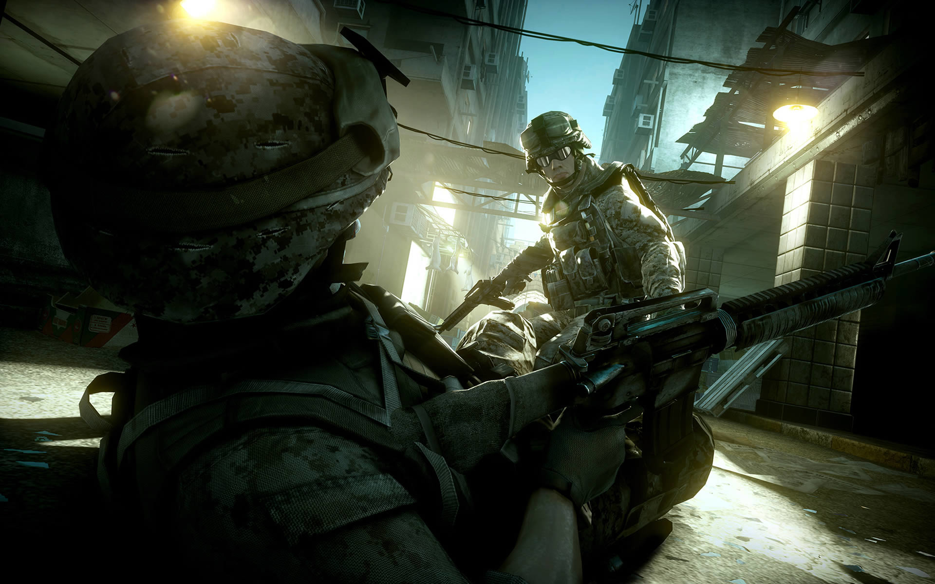 Res: 1920x1200, Report RSS Wallpapers BF3 (view original)