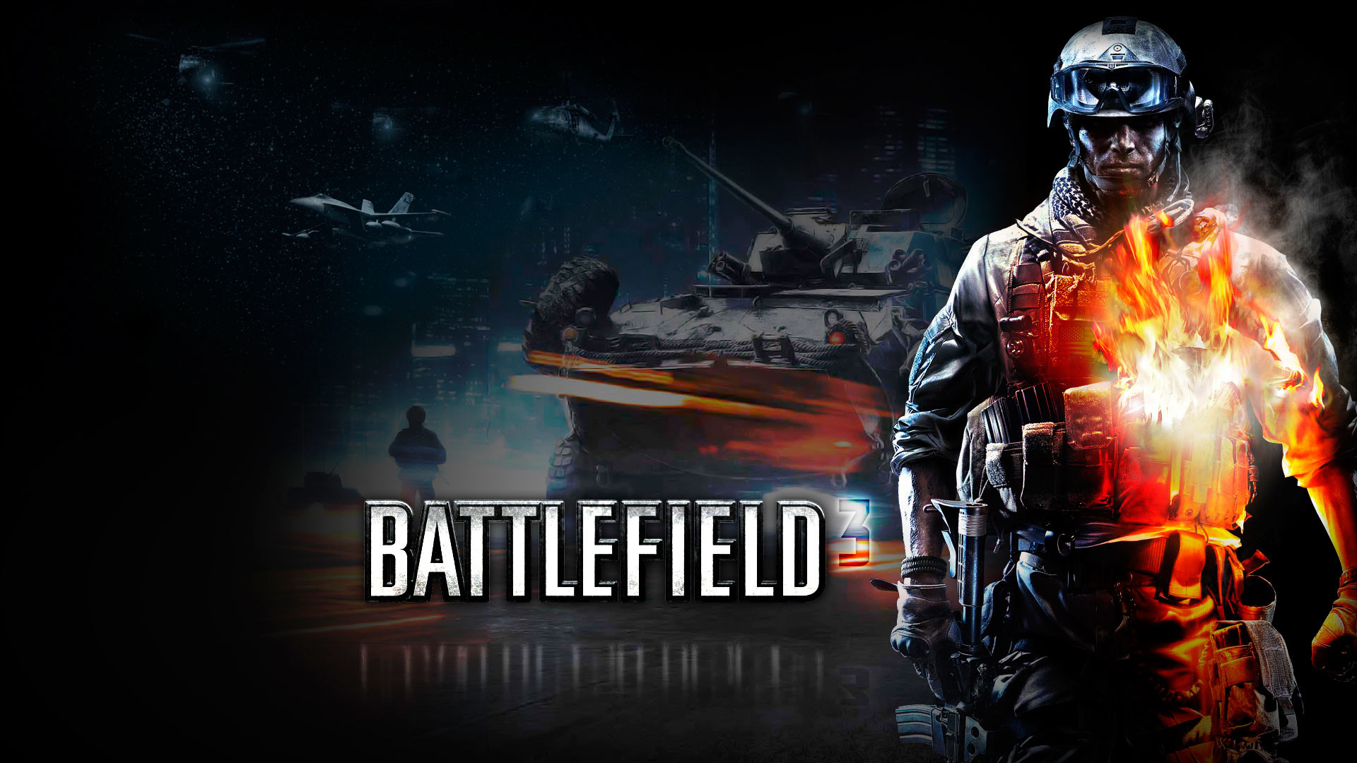 Res: 1920x1080, 15 (16 Amazing Battlefield 3 Theme HD Wallpapers)