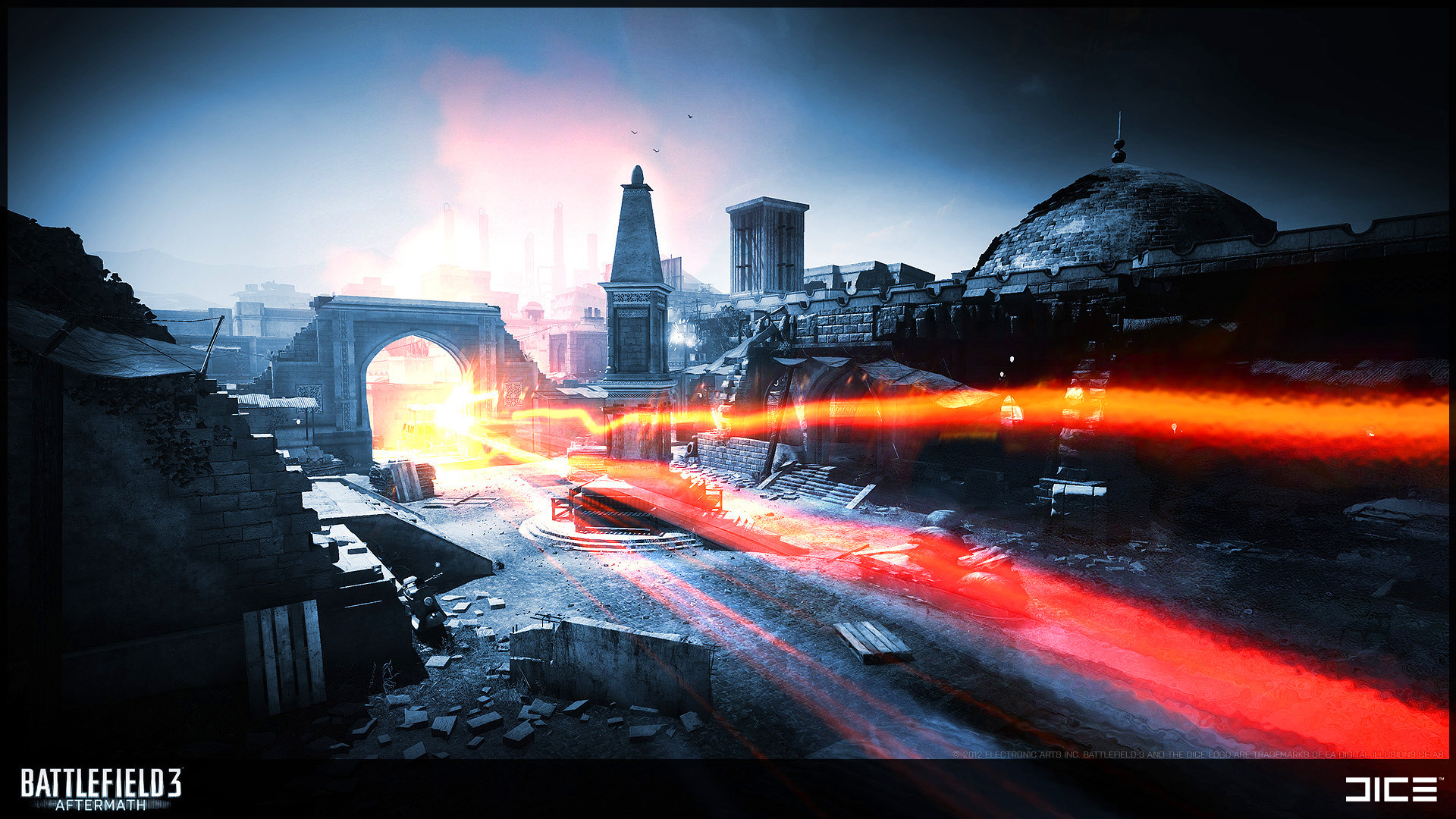 Res: 1920x1080, Battlefield 3 Aftermath Wallpapers HD Wallpapers