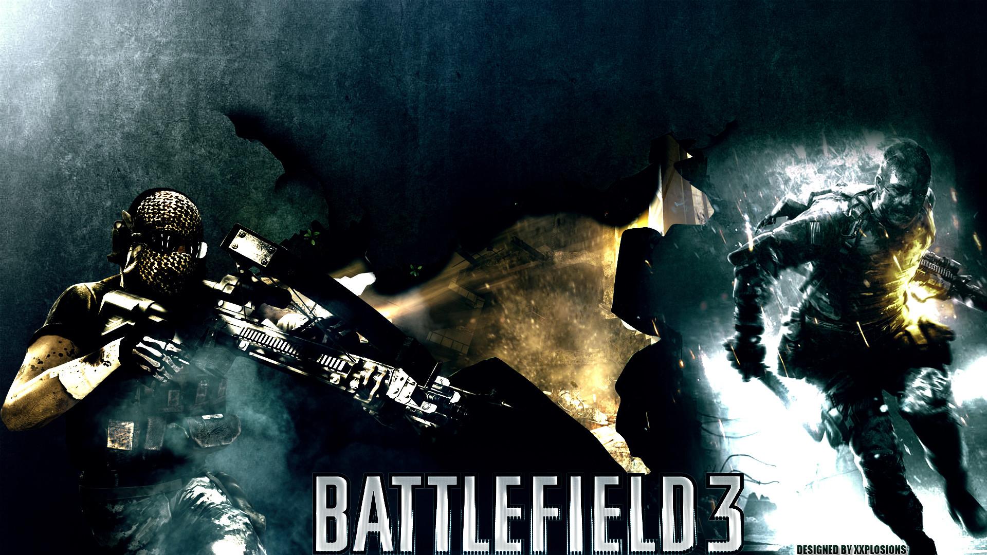 Res: 1920x1080, ... Only In Battlefield 3 | BF3 Desktop Wallpaper by Xxplosions