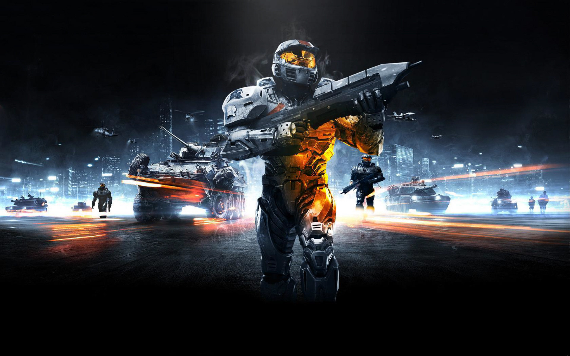 Res: 1920x1200, Ultimate Battlefield 3
