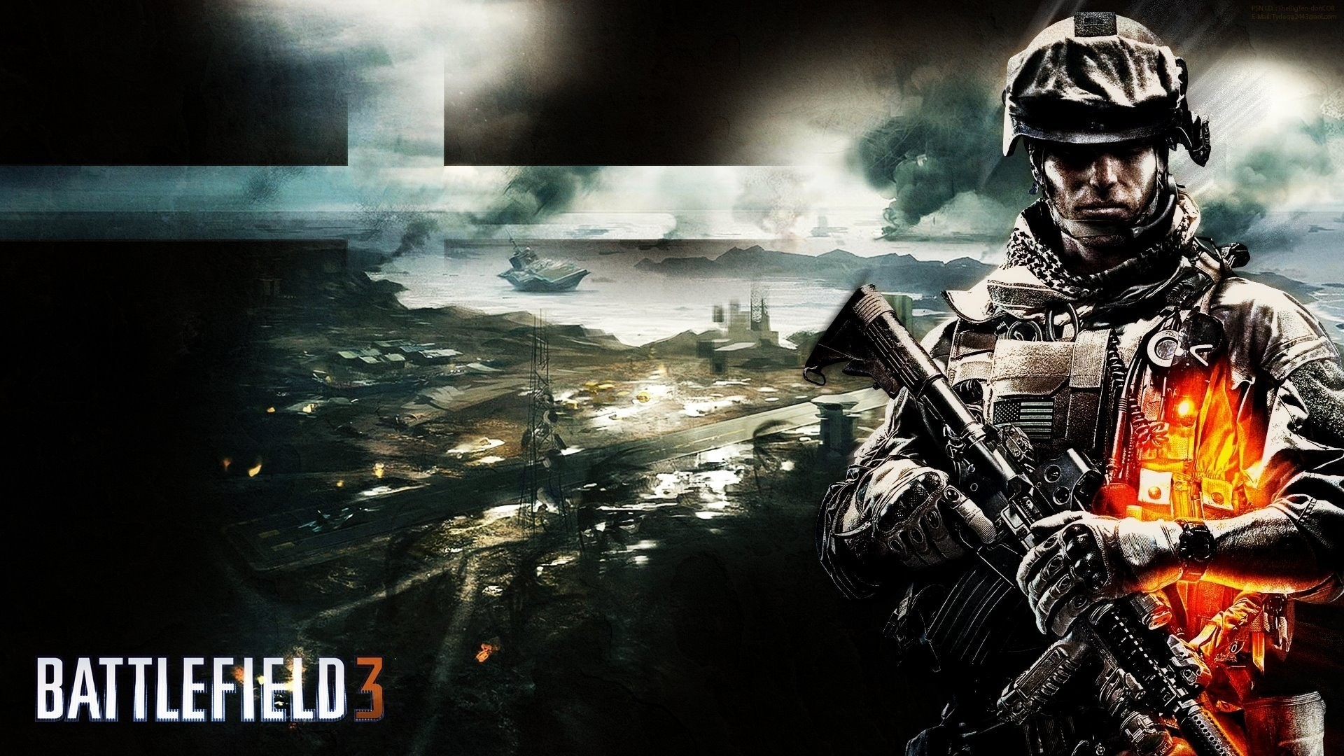 Res: 1920x1080, ... Battlefield 3 Wallpapers HD #36MQYM6 () ...