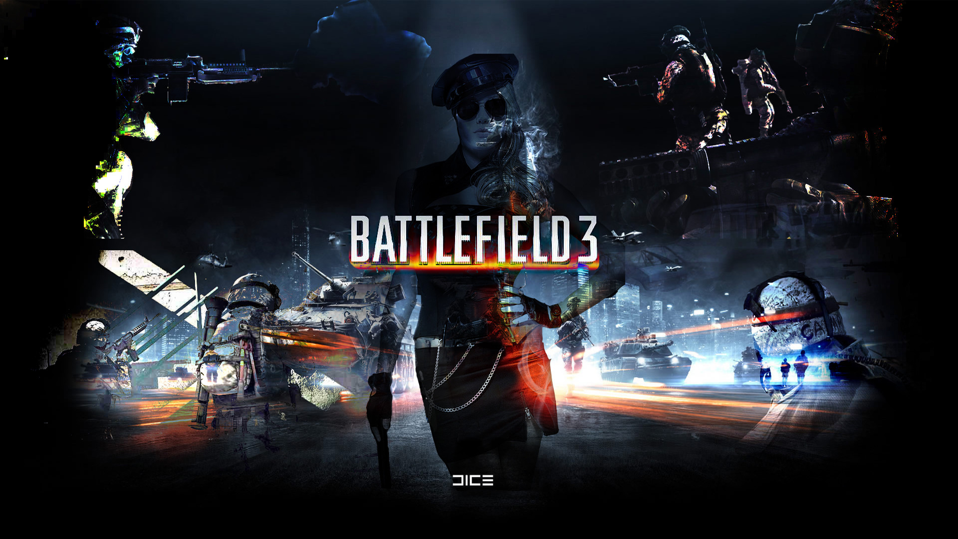 Res: 1920x1080, Battlefield 3 HD Wallpaper | Background Image |  | ID:151206 -  Wallpaper Abyss