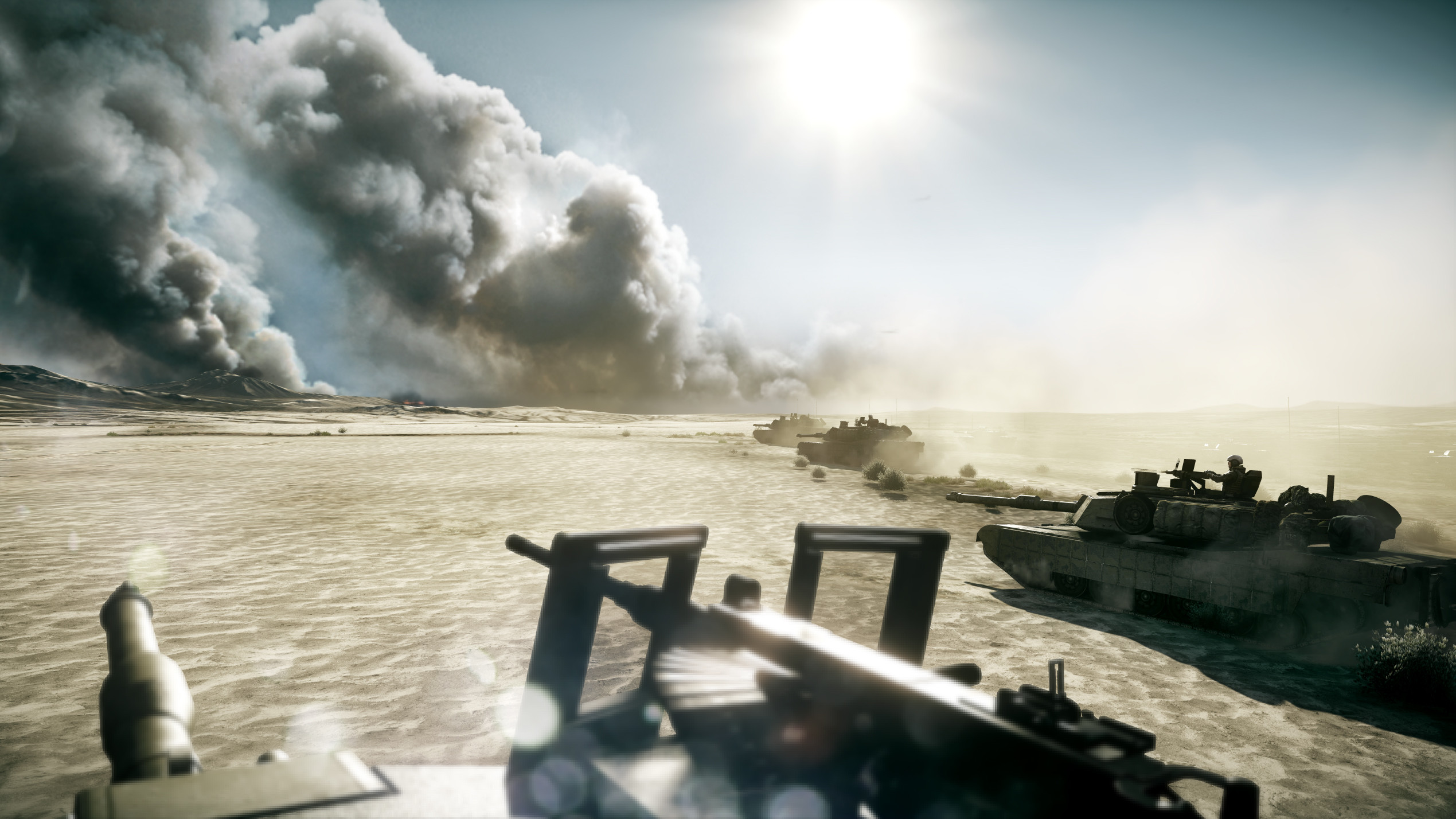 Res: 2539x1428, 191 Battlefield 3 HD Wallpapers | Backgrounds - Wallpaper Abyss