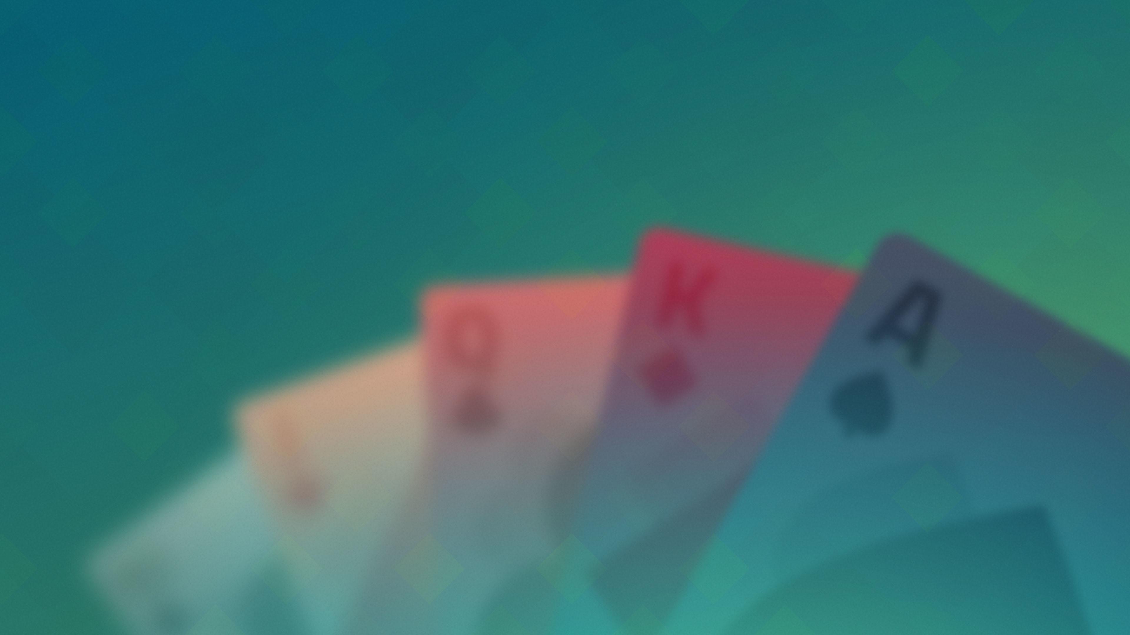 Res: 3840x2160, Fitness poker wallpaper 4k.