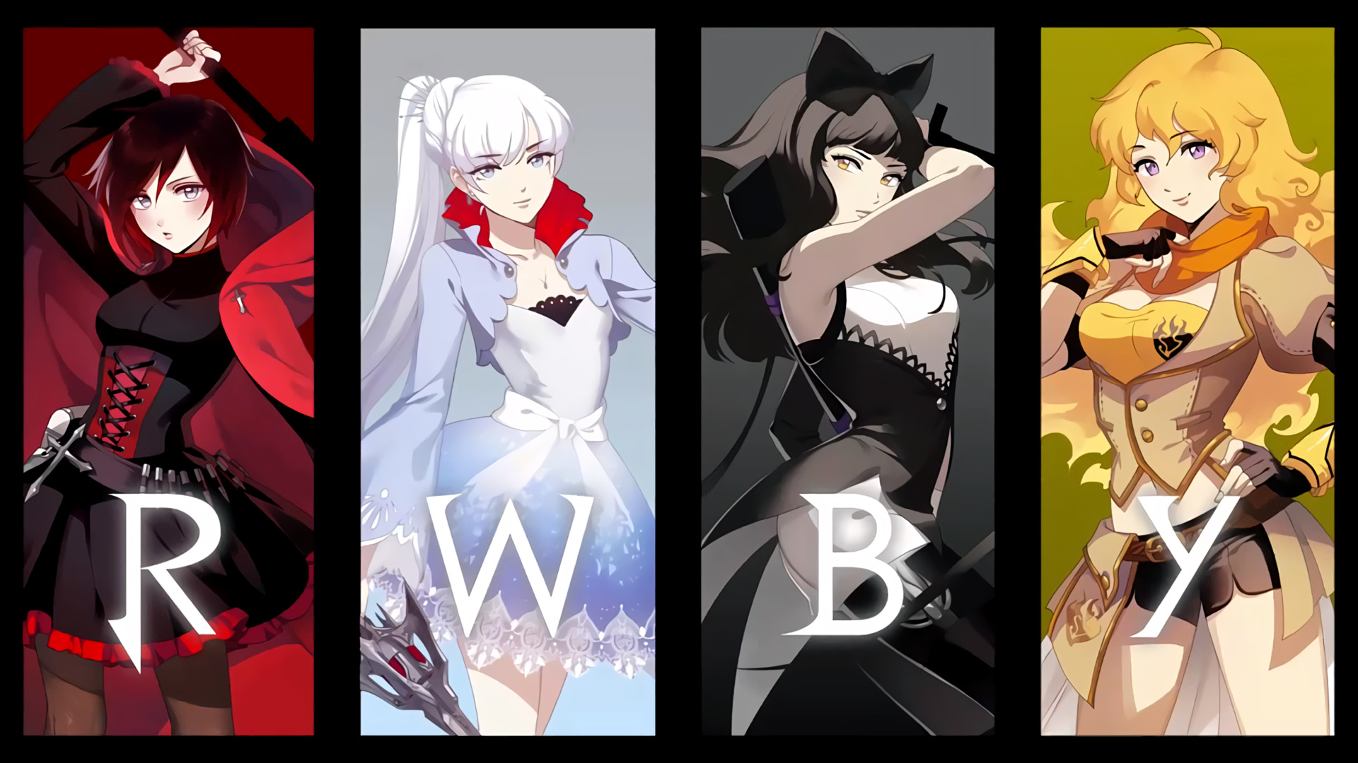 Res: 1920x1080, HD Wallpaper | Background Image ID:420742.  Anime RWBY