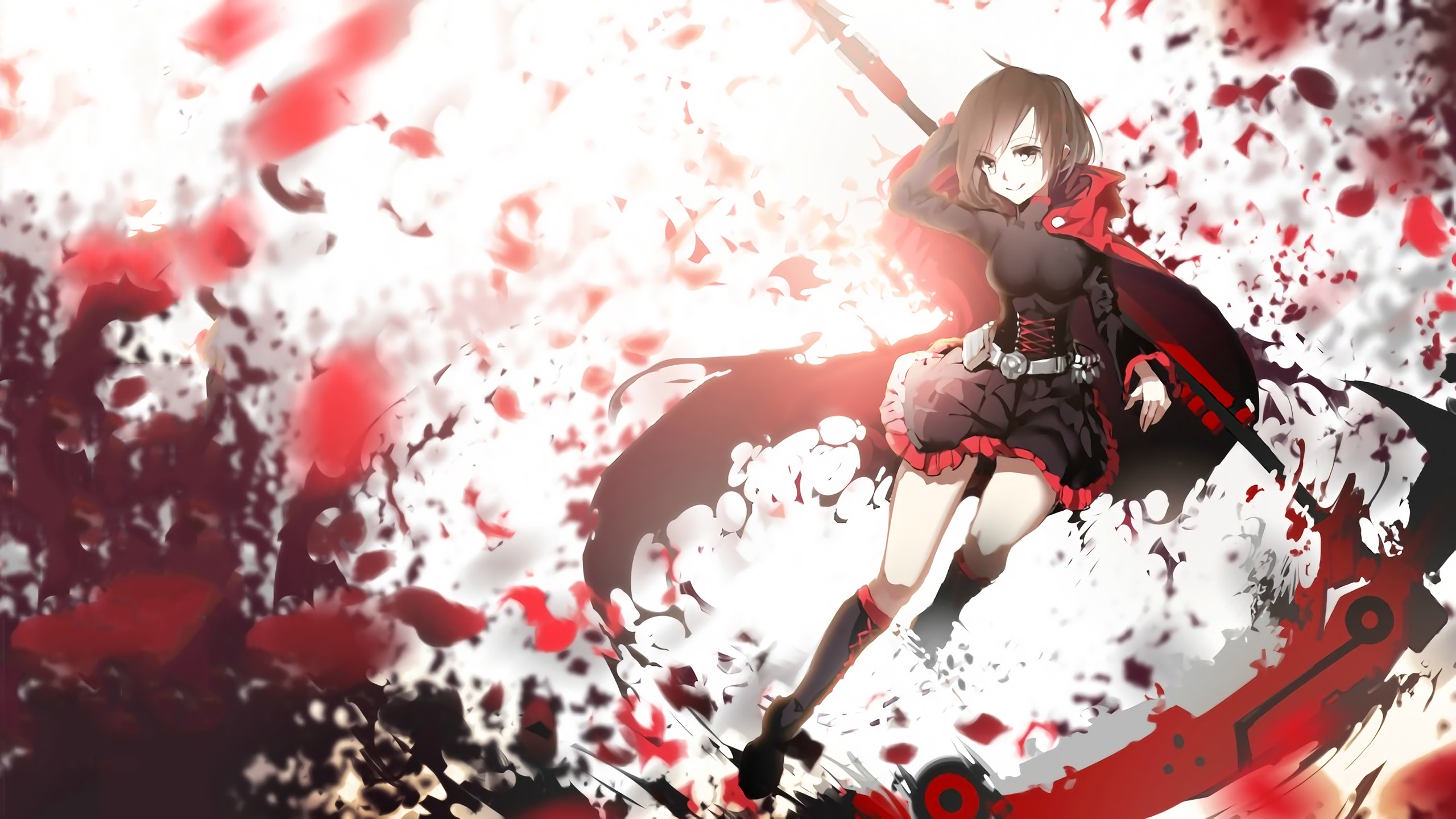 Res: 2560x1440, A collection of RWBY wallpapers