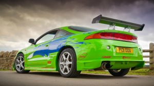 Mitsubishi Eclipse wallpapers