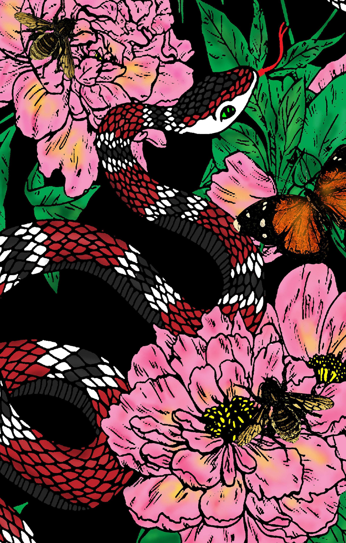 Res: 1910x3000, ... floral wallpaper, jungle wallpaper, tropical,. gallery photo gallery  photo gallery photo gallery photo