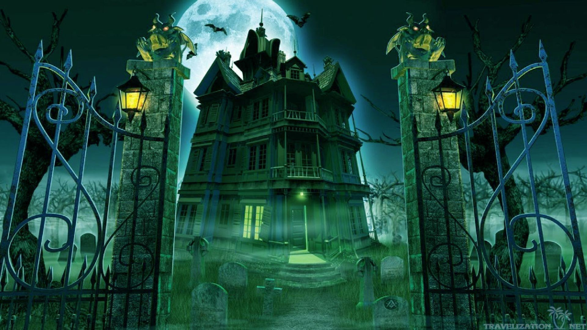 Scary Hd Wallpapers Hd Wallpaper Collections 4kwallpaper