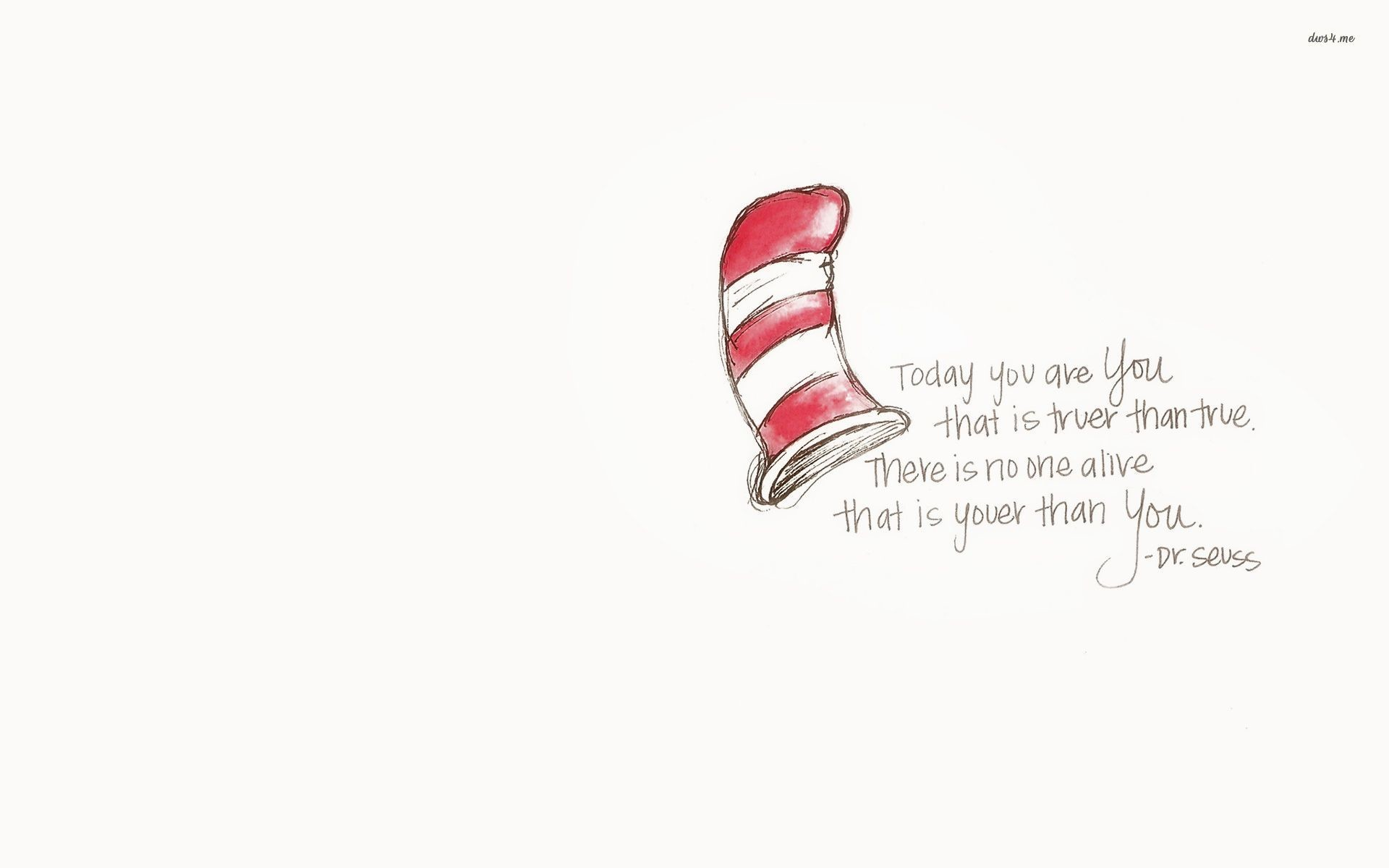 Res: 1920x1200, Dr Seuss quote wallpaper Quote wallpapers 22741