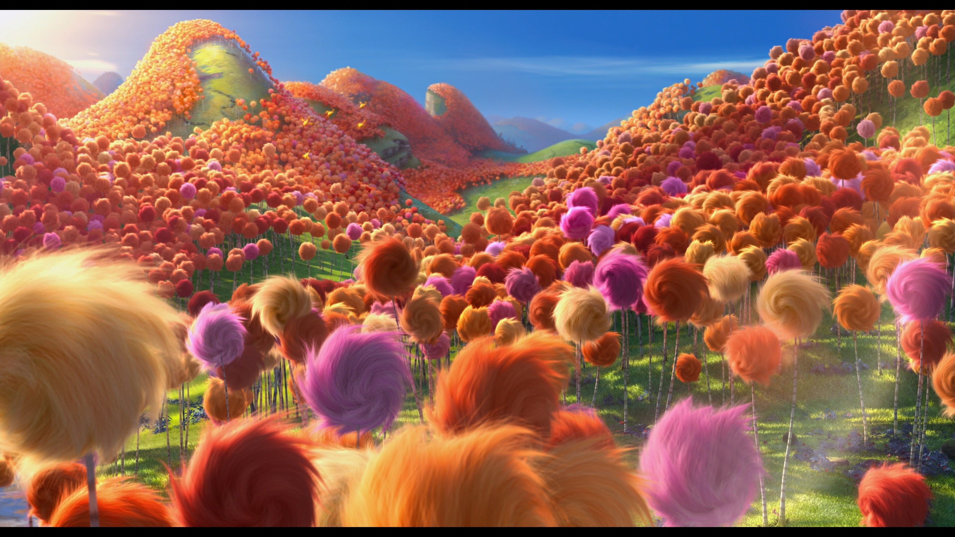 Res: 3840x2160, 44 The Lorax HD Wallpapers | Backgrounds - Wallpaper Abyss