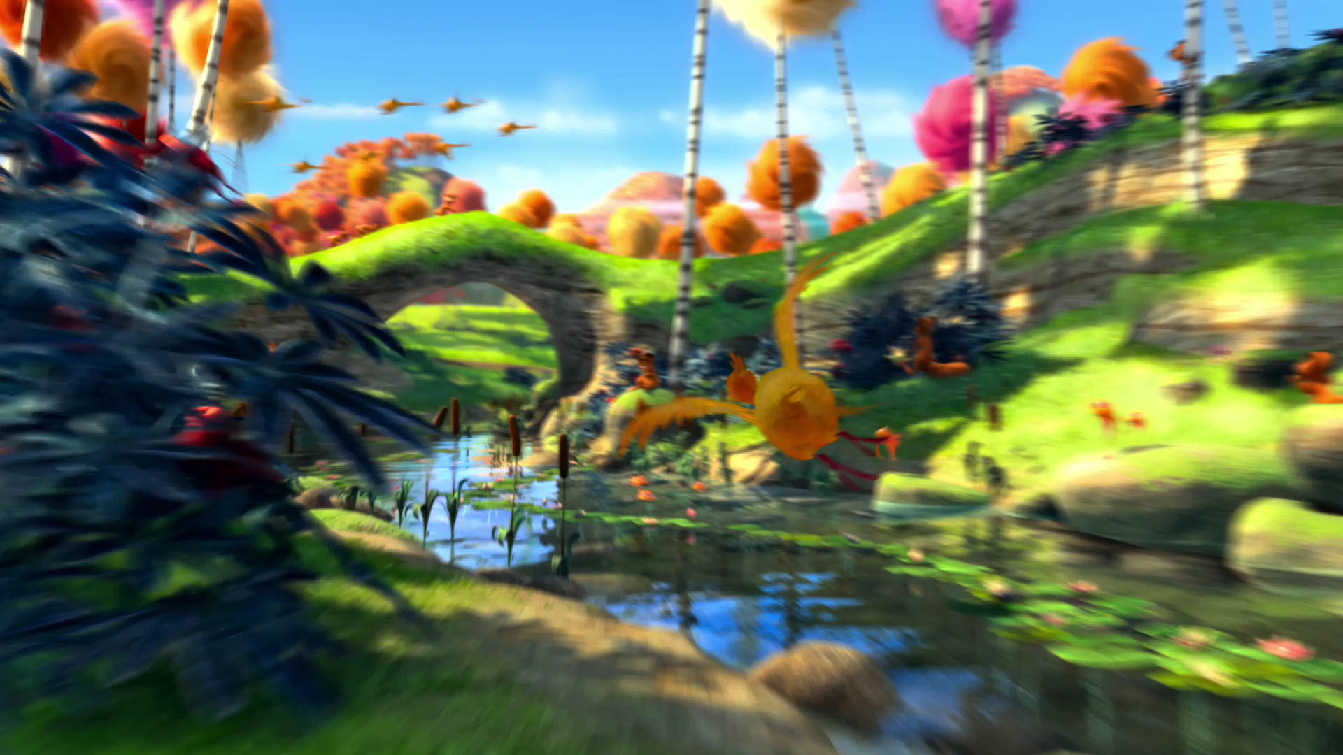 Res: 1920x1080, Dr Seuss The Lorax