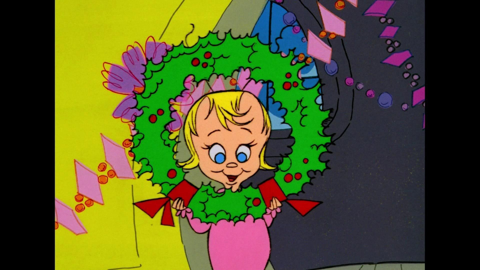 Res: 1920x1080, Cindy Lou Christmas Wallpaper : Christmas Cartoons