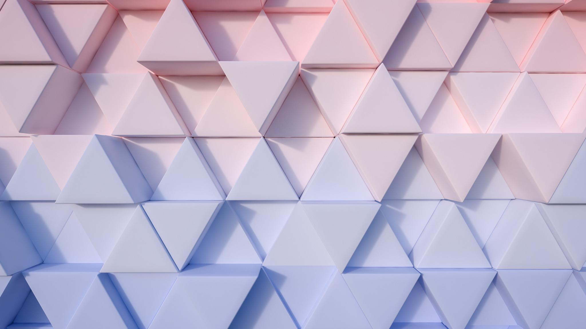 Res: 2048x1152, triangle-pastel-3d-4k-0d.jpg
