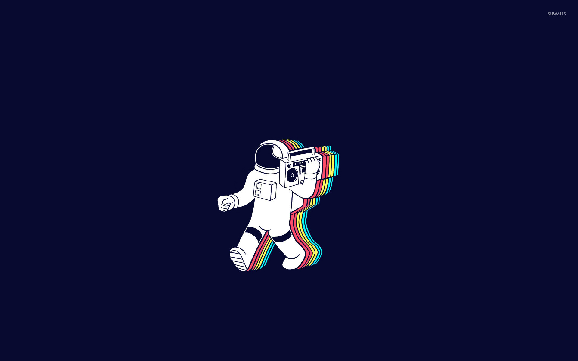 Res: 1920x1200, Party astronaut wallpaper