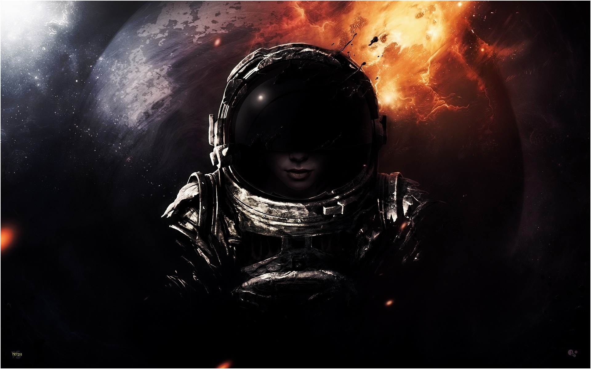 Res: 1920x1200, Astronaut Wallpaper Awesome astronaut Women Wallpapers Hd Desktop and Mobile