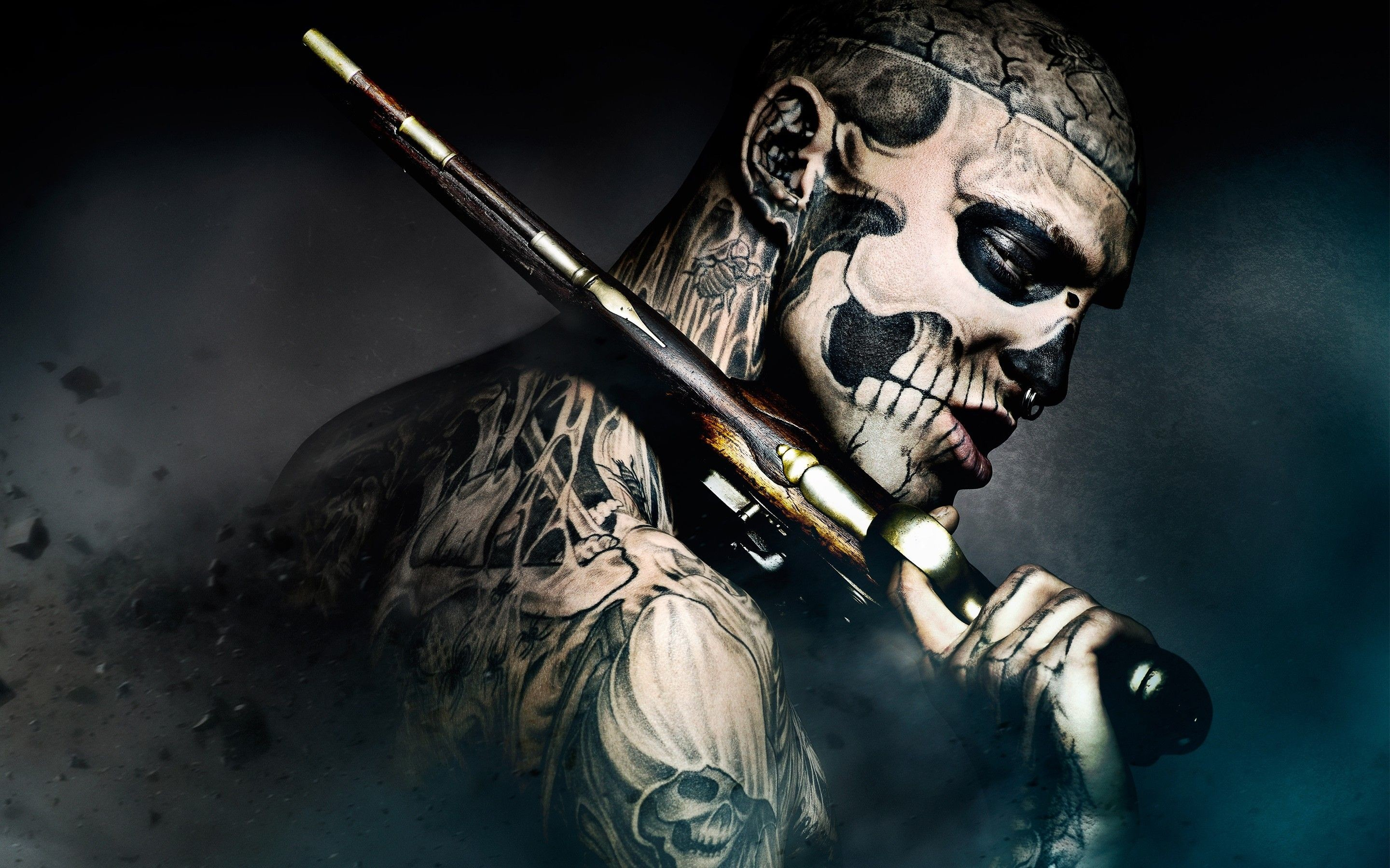 Res: 2880x1800, 1600x900 Tattoo Wallpapers ...
