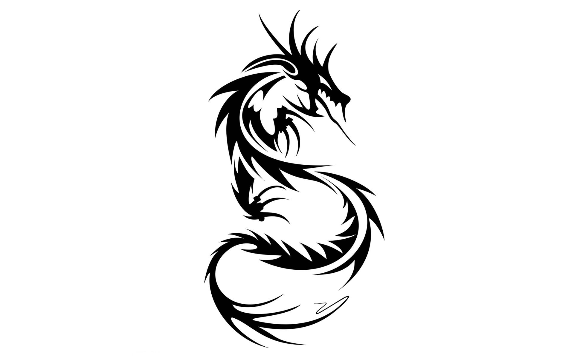 Res: 1920x1200, Dragon Tattoo Wallpaper High Resolution #l4h60 - Ehiyo.com