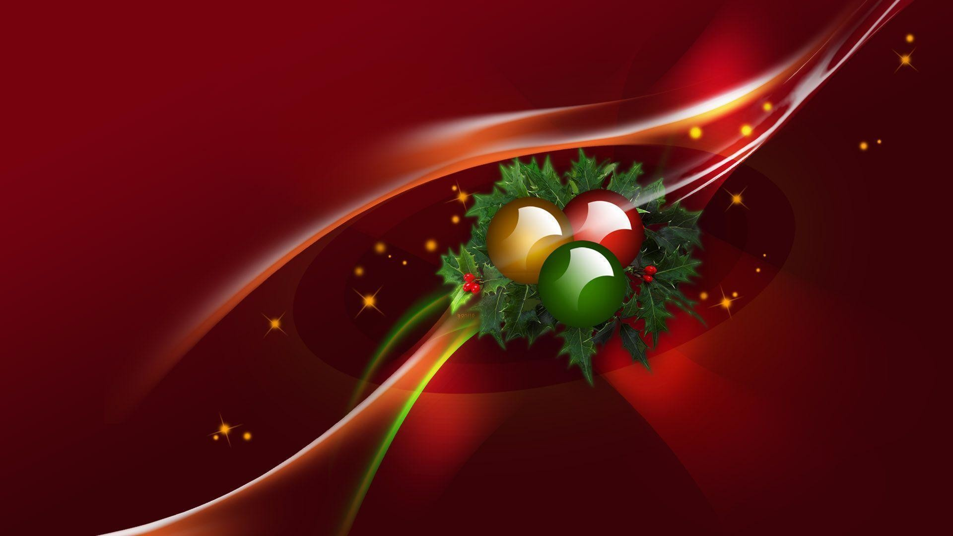 Res: 1920x1080, Christmas Mistletoe HD Wallpapers - HD Wallpapers Inn