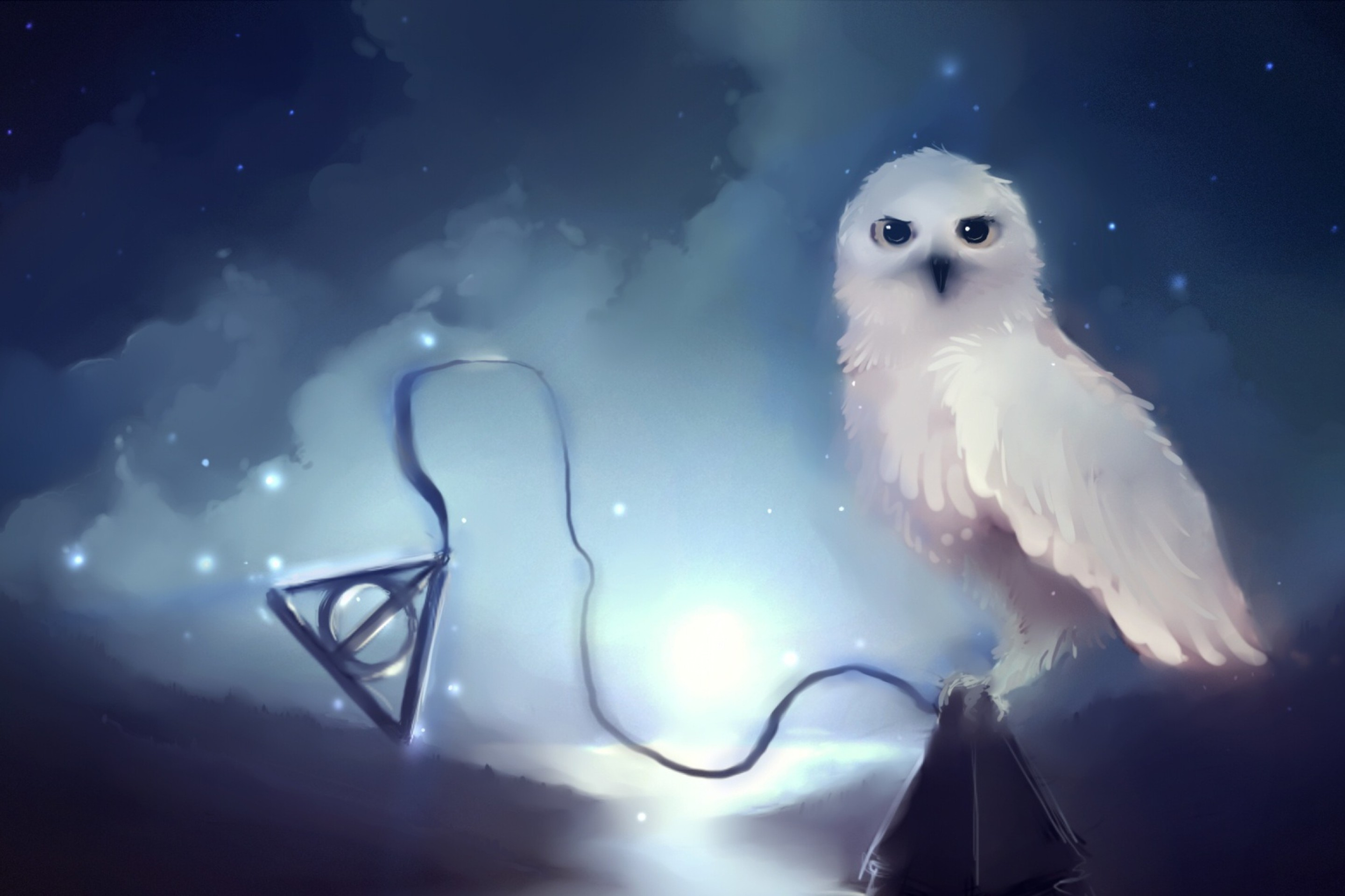 Res: 2880x1920,  White Owl Wallpapers In White Dark Owl Wallpaper IPHONE, #4 of 42