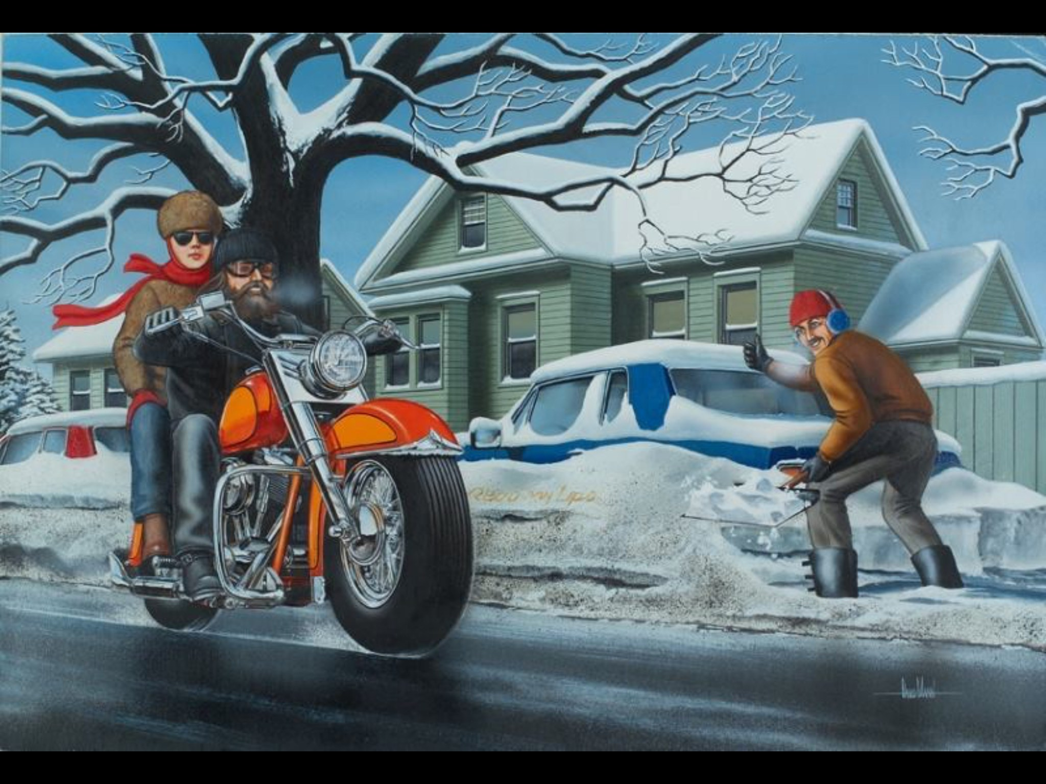 Res: 2048x1536, Fullsize Of David Mann Art ...