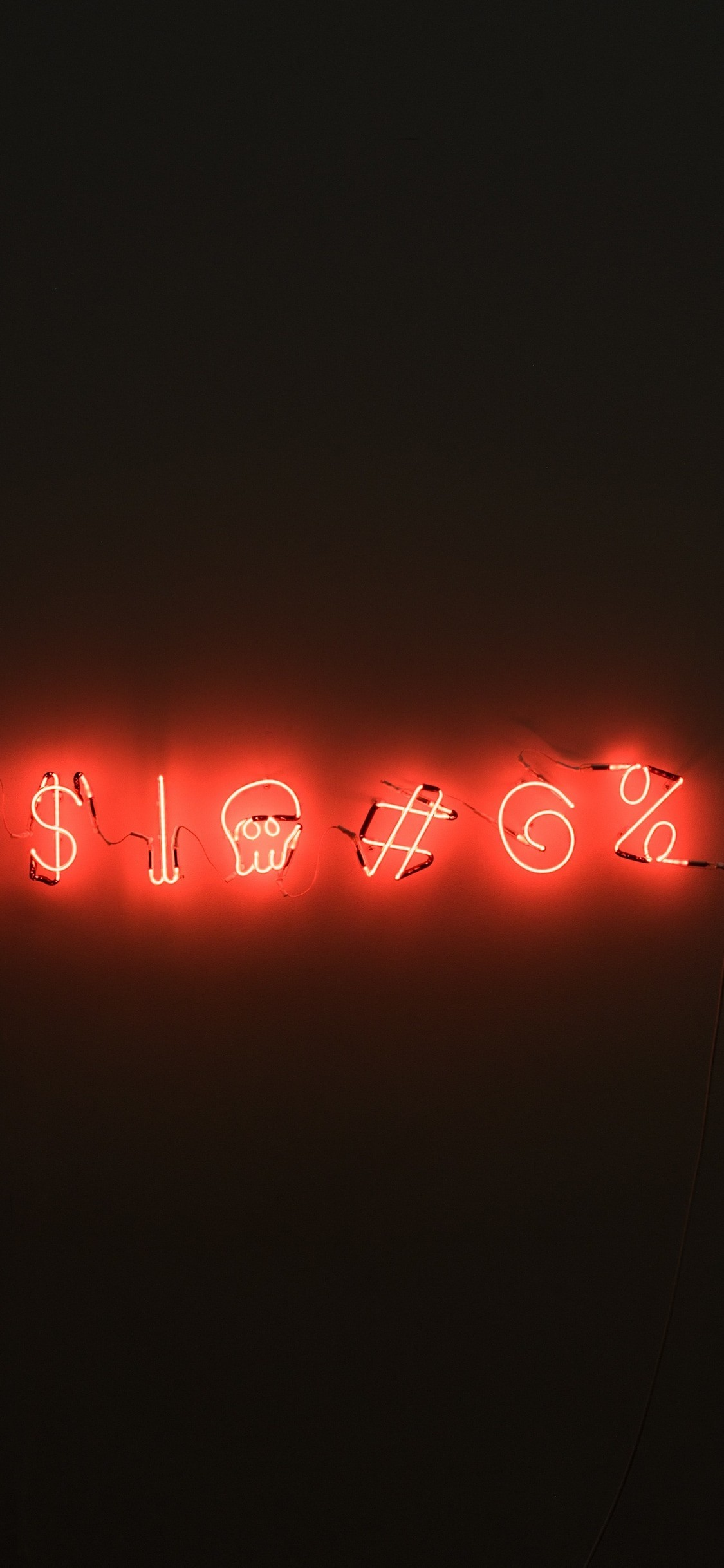 Res: 1125x2436, Res: 1080x1920, Dreamers Neon Sign ...