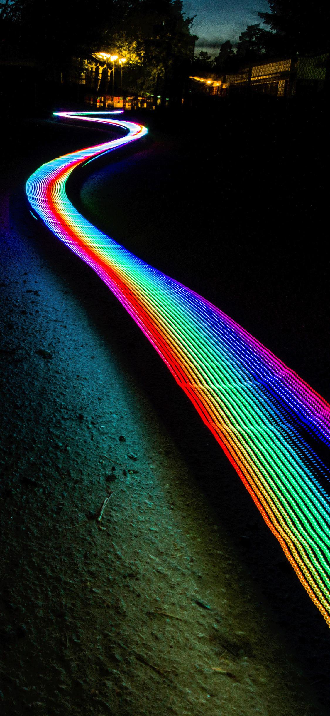 Res: 1125x2436, iPhone wallpaper neon lights Neon lights