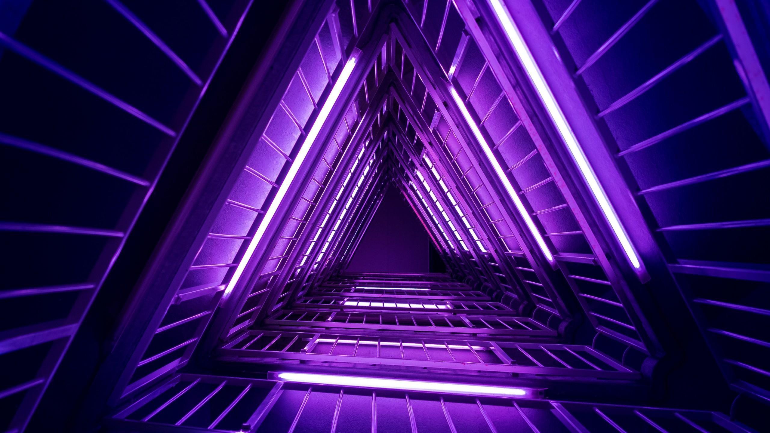 Res: 2560x1440, neon lights wallpaper #331087