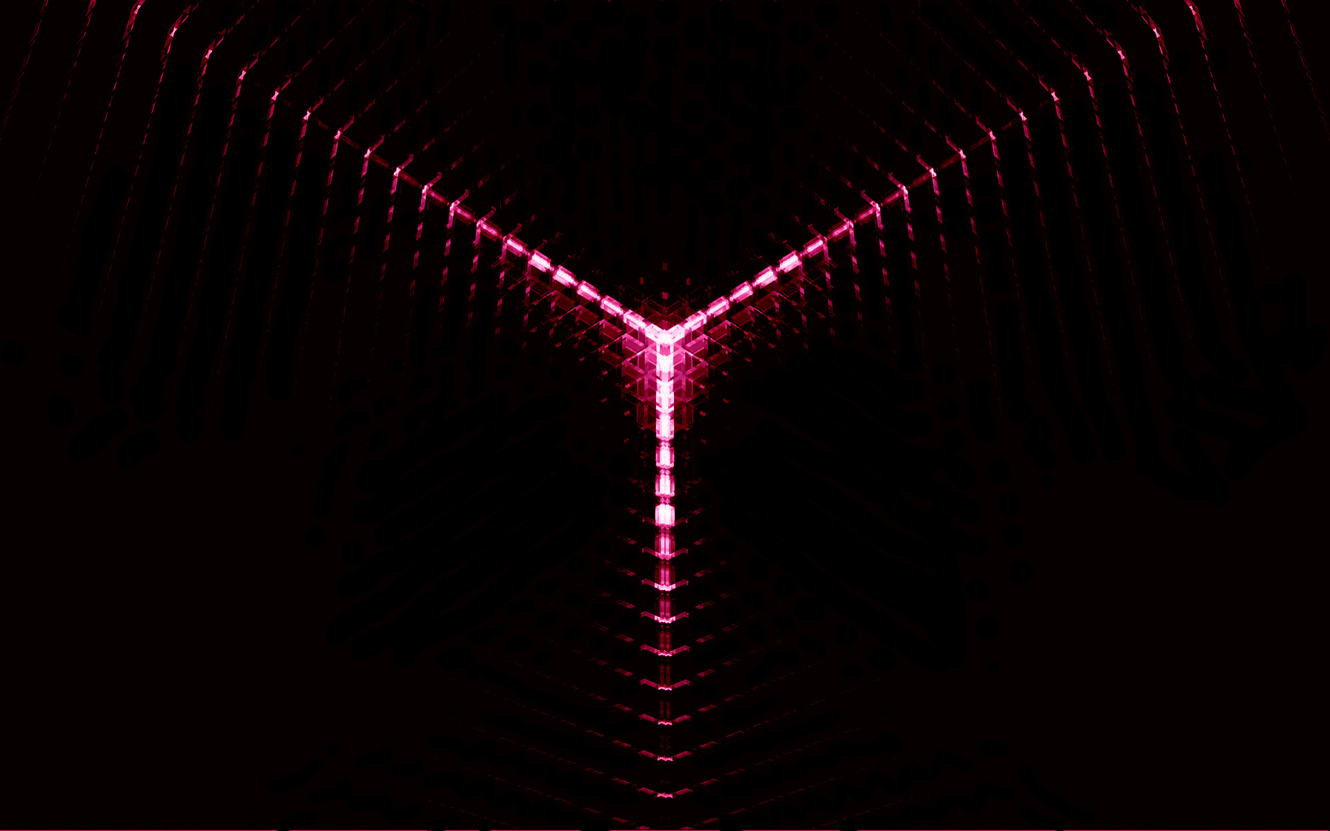 Res: 1920x1200, Bild: Rote Neon Lights wallpapers and stock photos. Â«