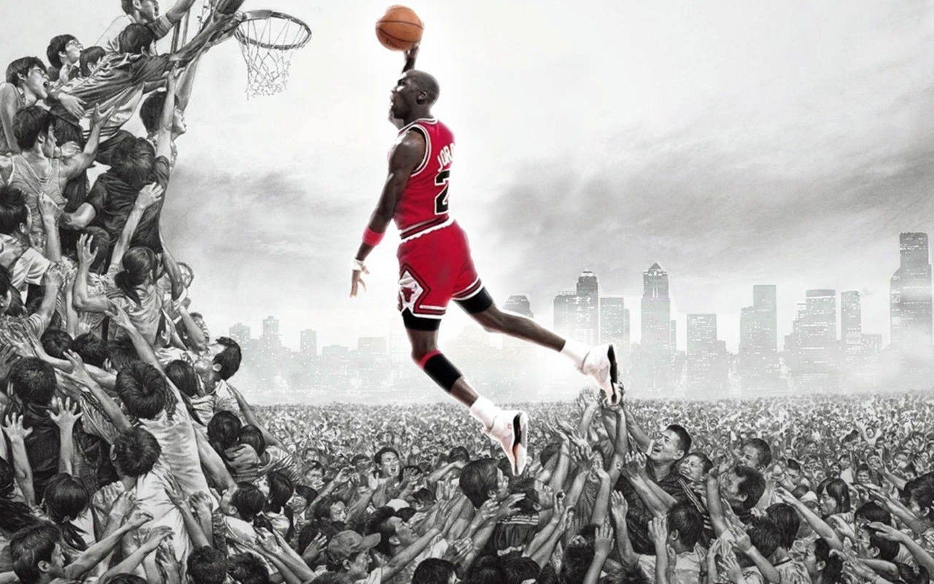 Res: 1920x1200, Pix For > Air Jordan Wallpaper