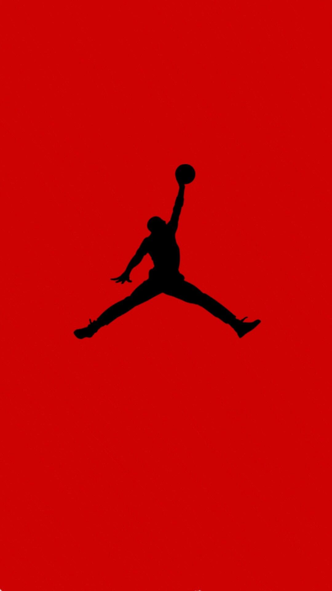 Res: 1080x1920, Air jordan logo iphone background