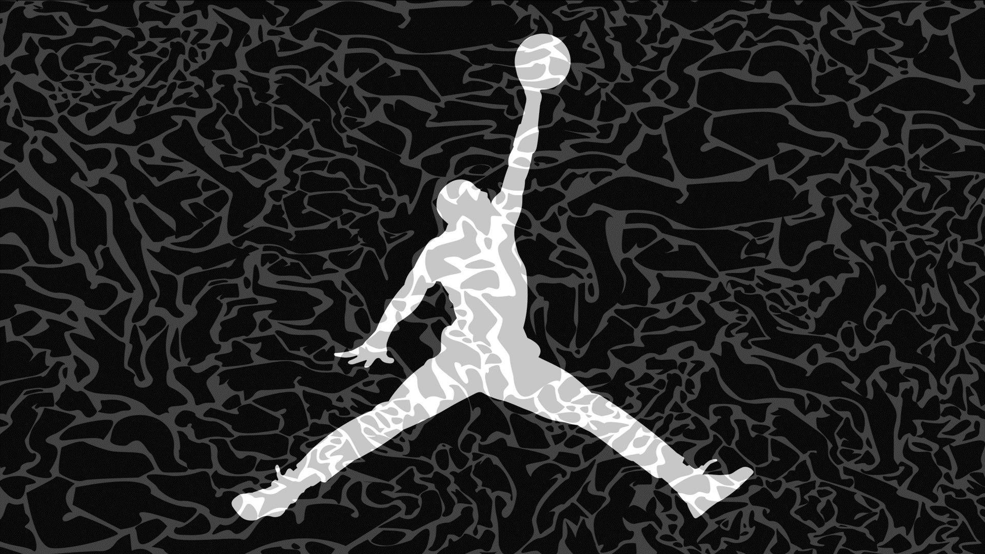 Res: 1920x1080, Air Jordan Logo wallpaper - 949677
