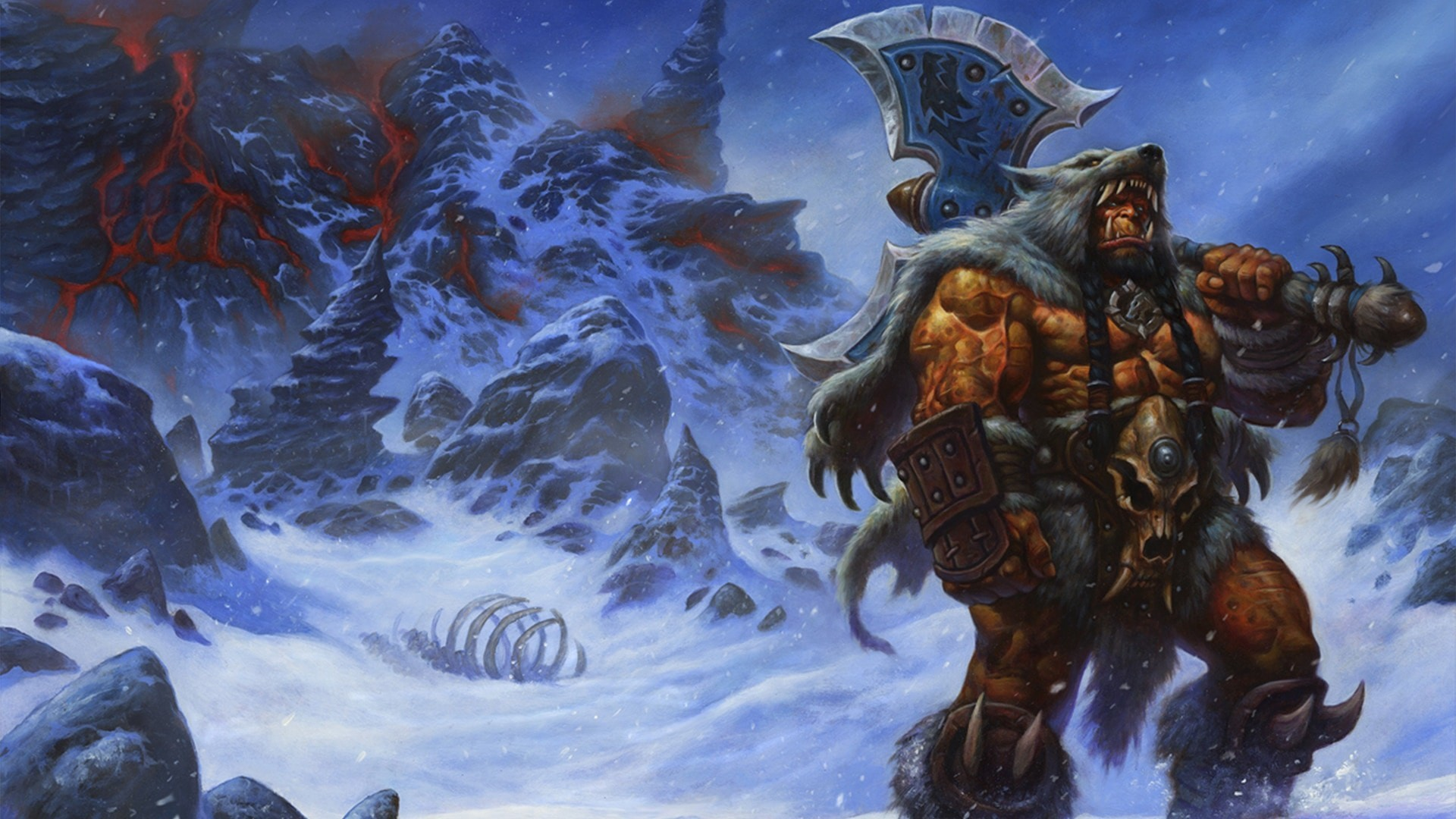 Orc Wallpapers Hd Wallpaper Collections 4kwallpaperwiki