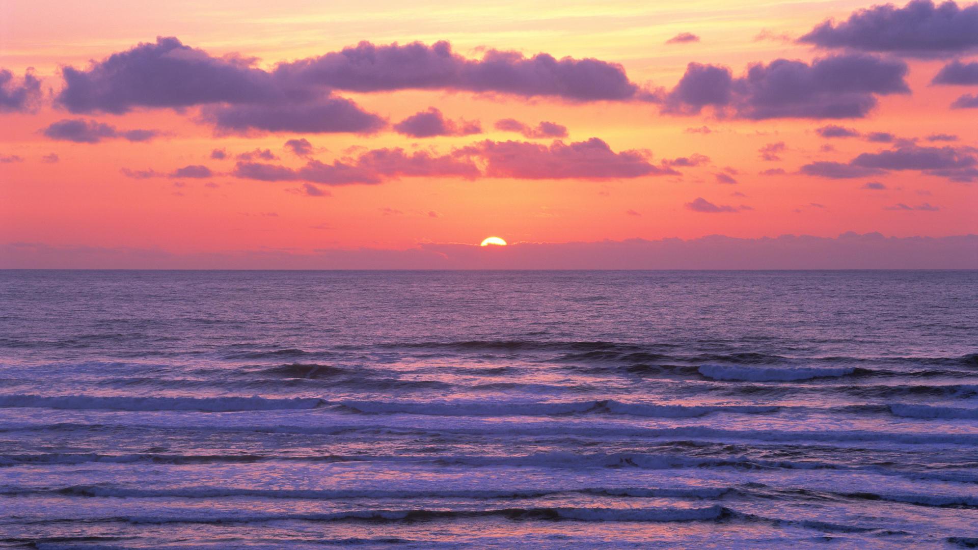 Res: 1920x1080, Ocean Sunset Wallpaper Tumblr 2