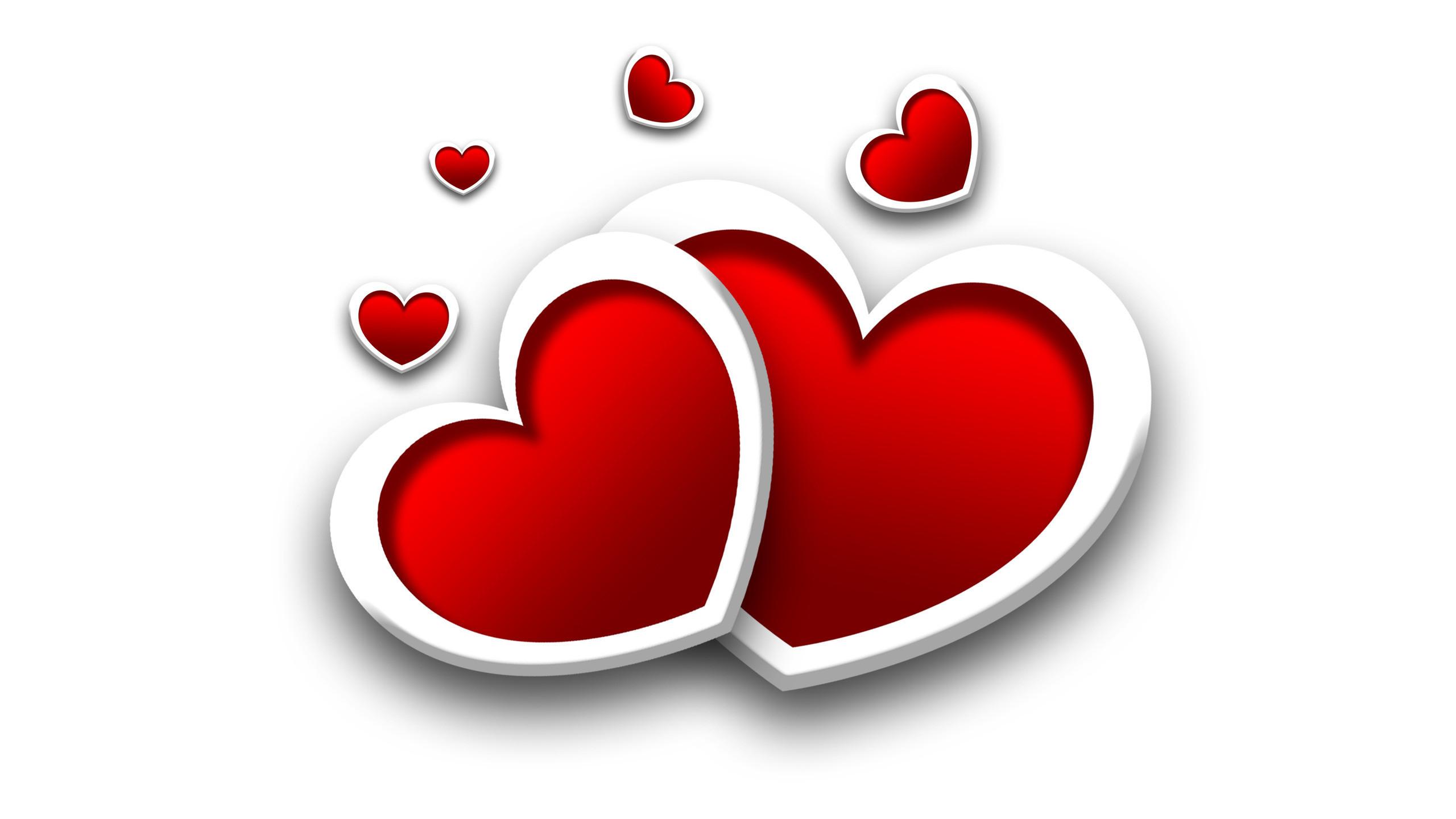 Res: 2560x1440, HD Wallpaper  Hearts .